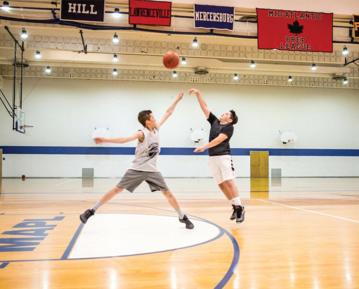 10% Off Any Mercersburg Academy Summer Program: Adventure, Soccer, Basketball & Performing Arts Camps