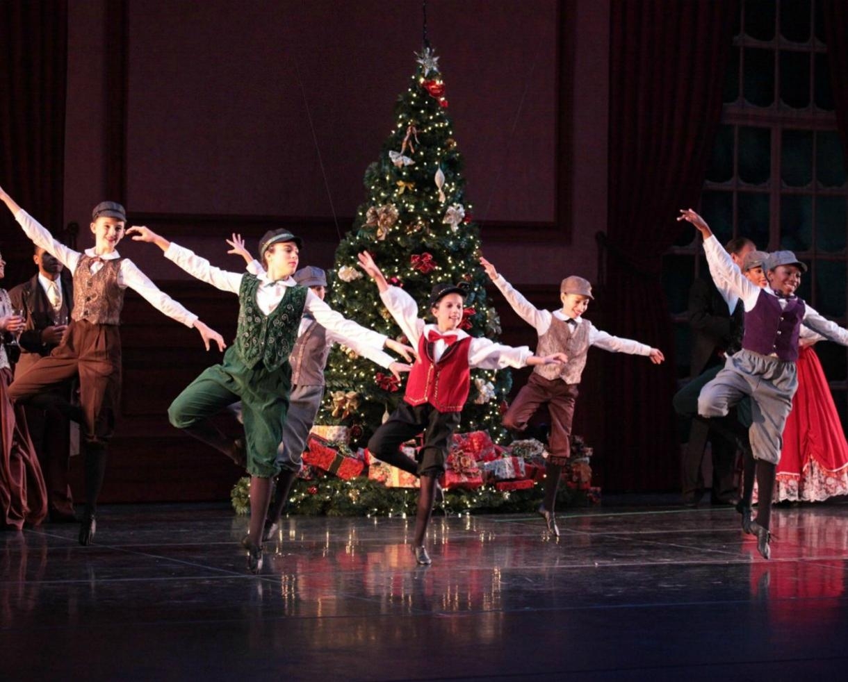 $16+ for One Ticket To THE NUTCRACKER Presented by Metropolitan Ballet Theatre - December 1 & December 8 Shows! (Up to $26 Value)