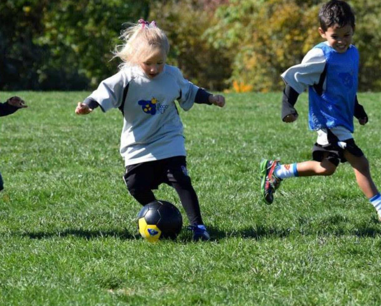 $135 for 12 Weeks of Soccer or Basketball Classes at Michael & Son SportsPlex for Ages 18 Mos-12 Yrs - Rockville ($168 Value)