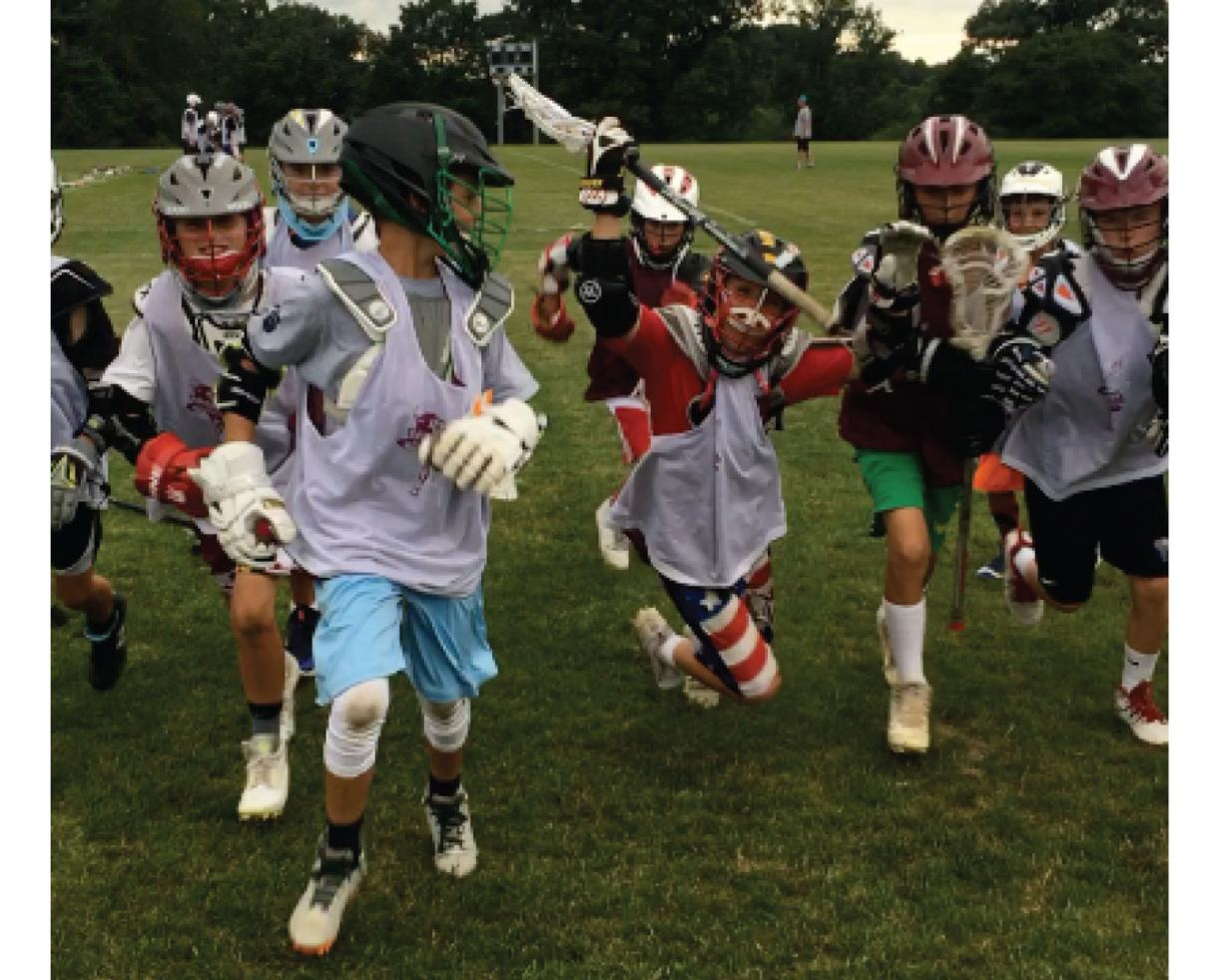 $40 Off Millon Lacrosse Summer Camp at Park School in Baltimore or Epicopal High in Alexandria + FREE Super Skills Clinic, DVD & Stick Head - DEPOSIT PAID NOW