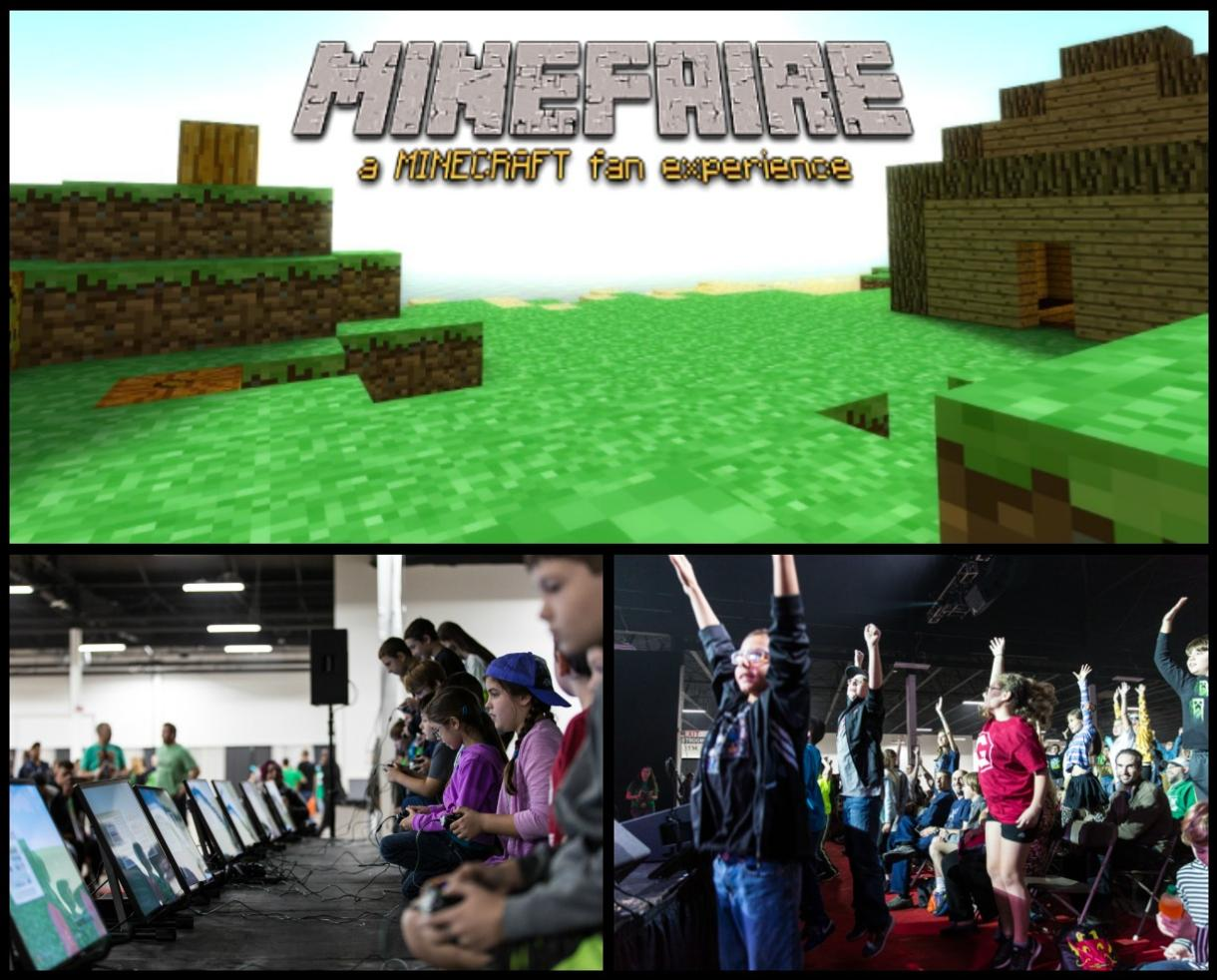$29.50 for Minefaire, a MINECRAFT® Fan Experience General Admission Ticket OR $44.50 for VIP Ticket - Aug. 19th-20th at Dulles Expo Center - Chantilly (Up to 40% Off)