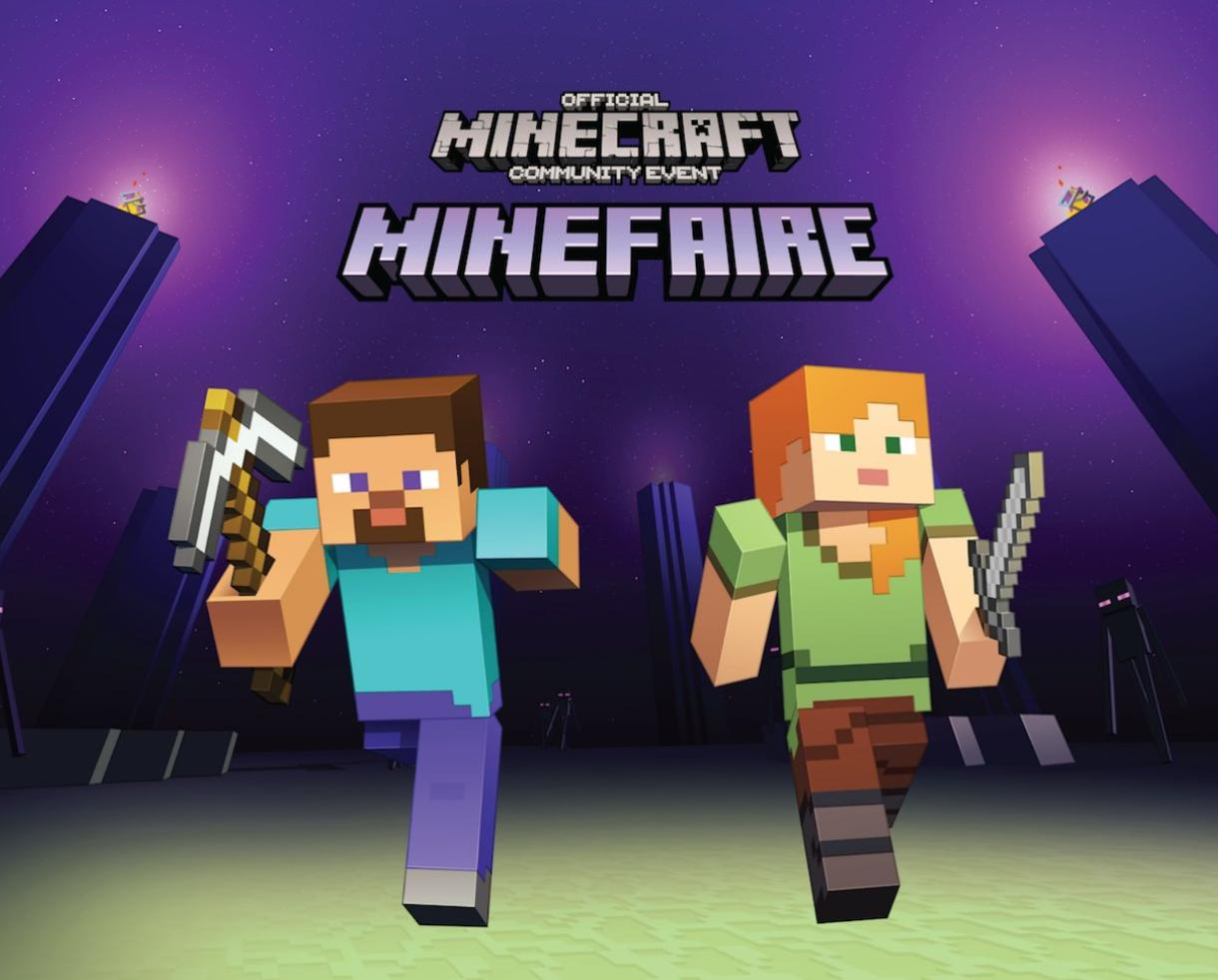 $29.50 for Minefaire, a MINECRAFT® Fan Experience General Admission Ticket OR $44.50 for VIP Ticket - Feb 10-11 at San Mateo County Event Center (Up to 40% Off)