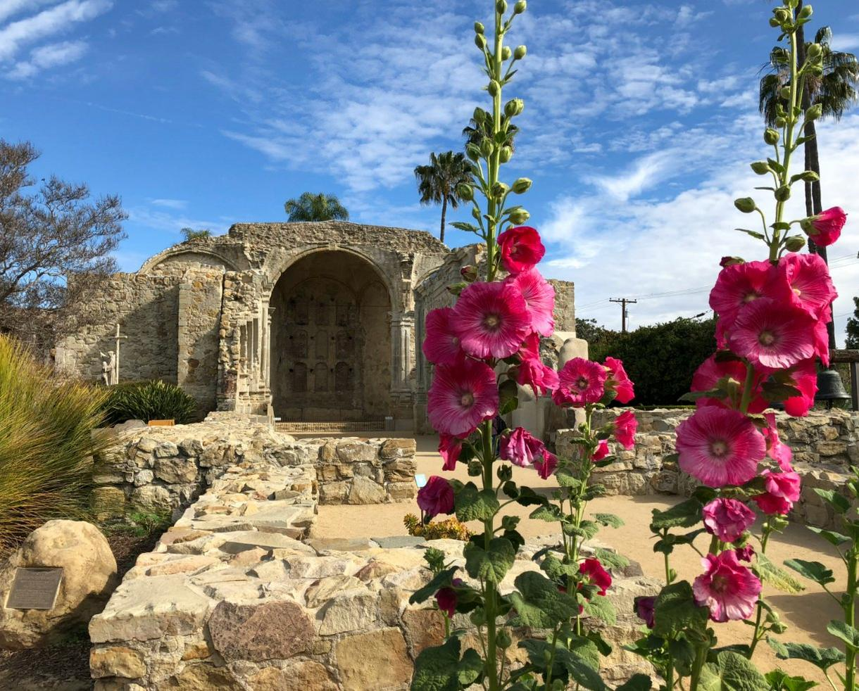 Two Weekday Admissions to Mission San Juan Capistrano