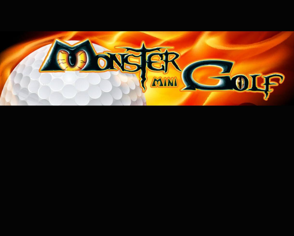 $11 for TWO Rounds of Glow-in-the-Dark Mini Golf OR $22 for FOUR Rounds - Monster Mini Golf in Chantilly (50% Off)