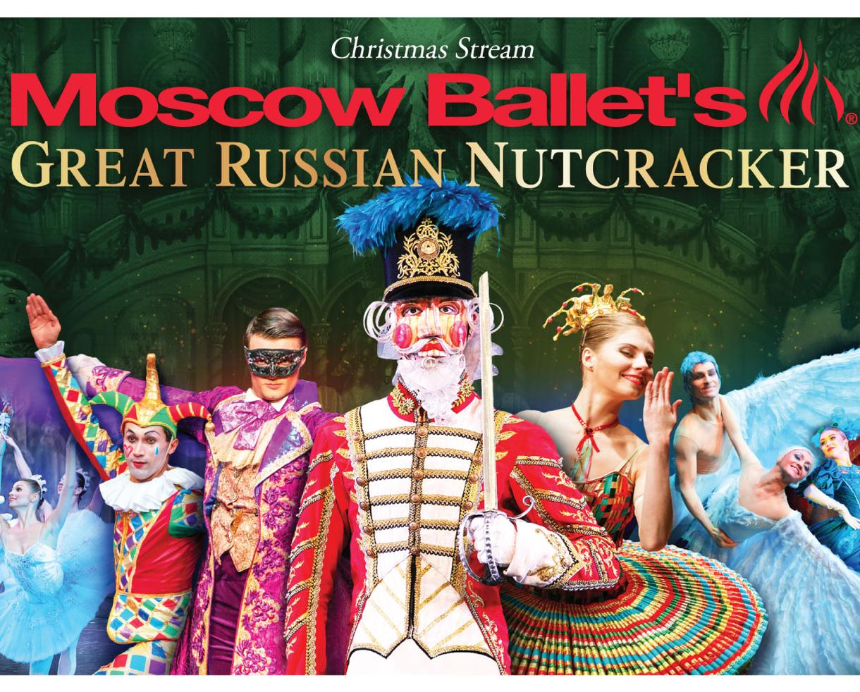 The Moscow Ballet's Great Russian Nutcracker: Christmas Stream