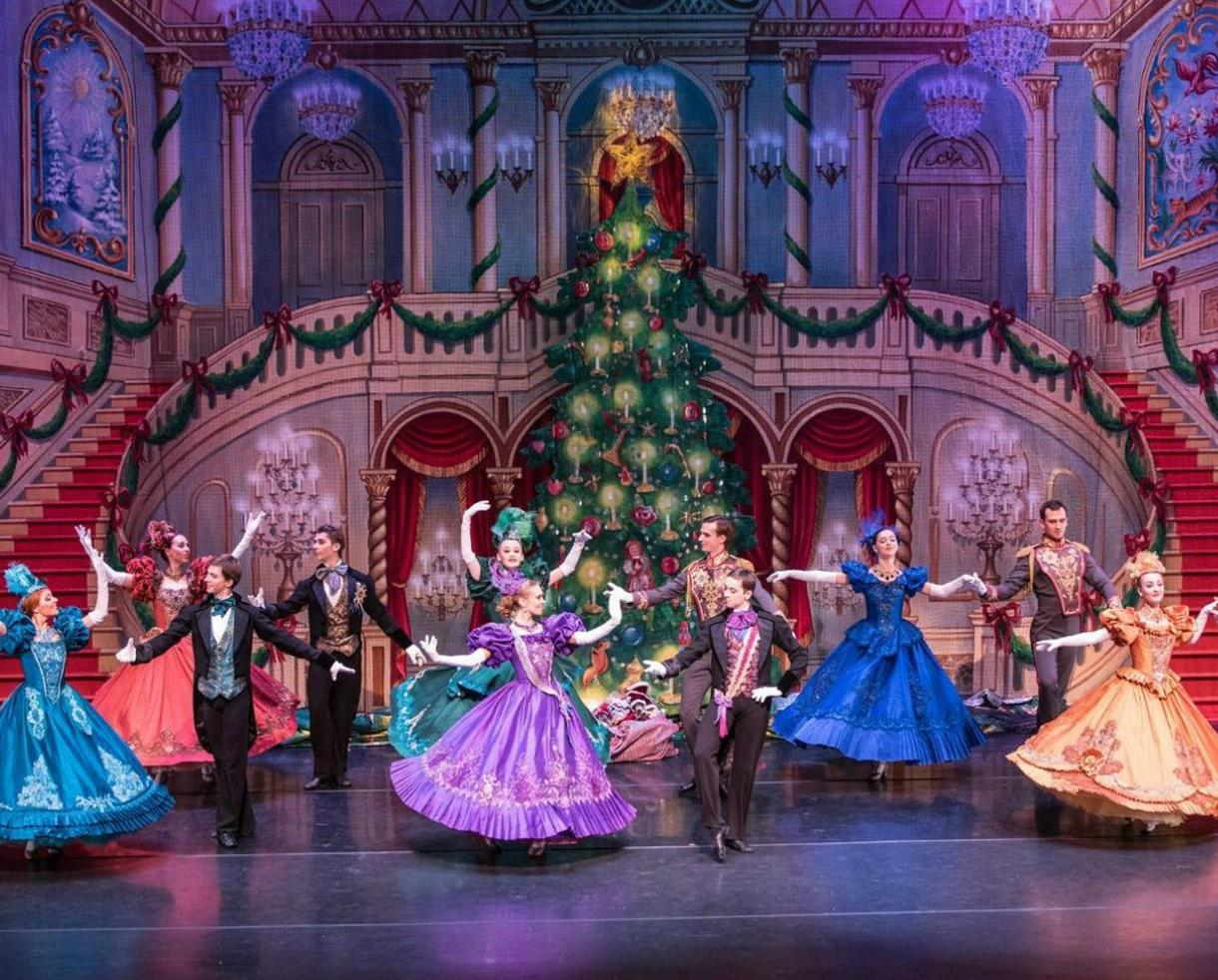 The Moscow Ballet's Great Russian Nutcracker at The SMU McFarlin Memorial Auditorium