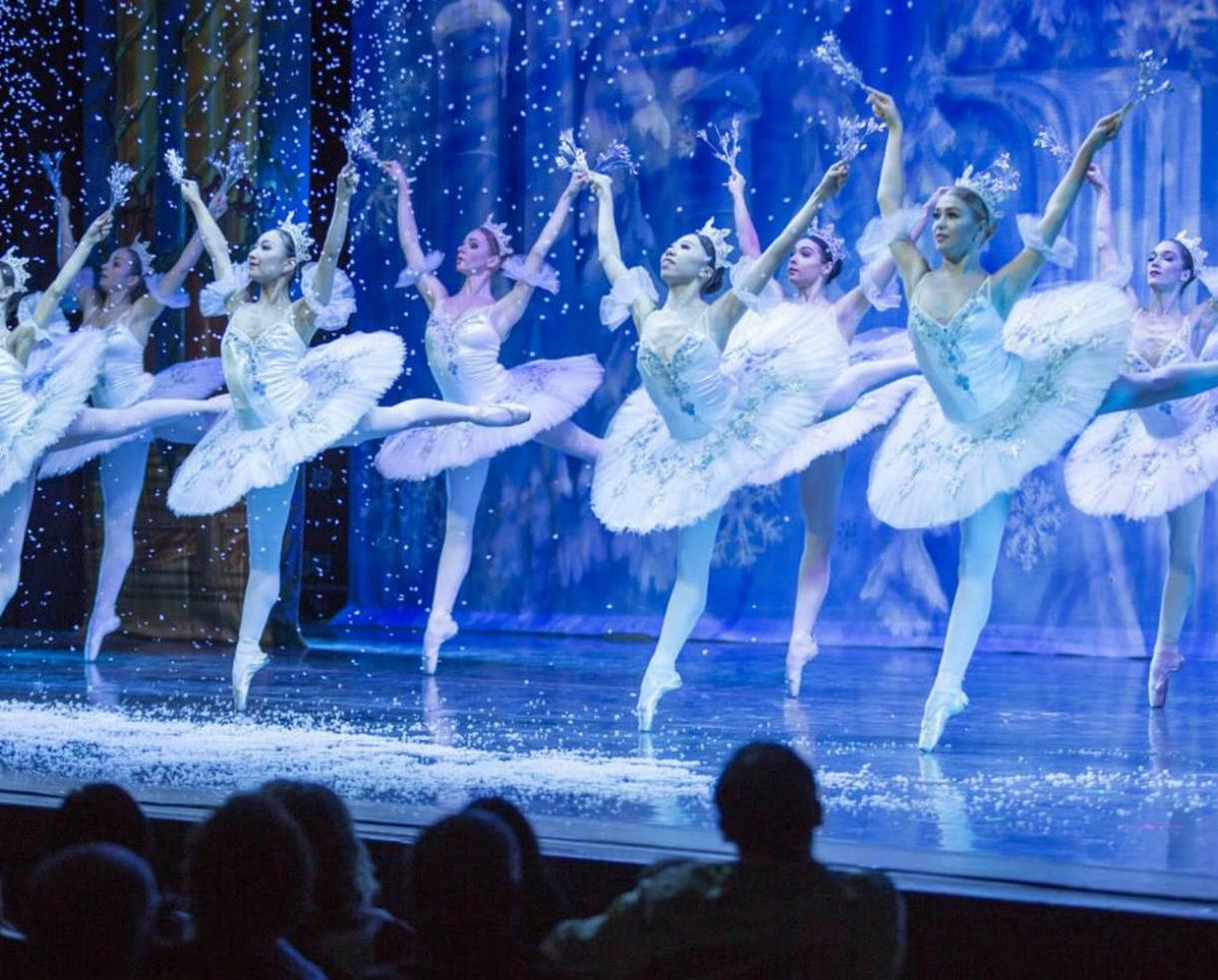 The Moscow Ballet's Great Russian Nutcracker at The Murat Theatre at Old National Centre