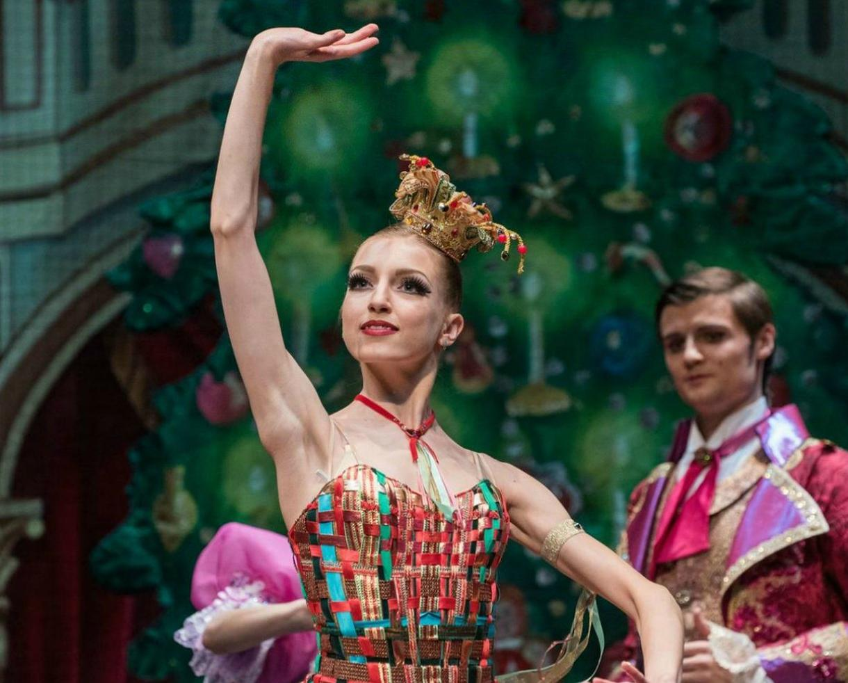 The Moscow Ballet's Great Russian Nutcracker at The Younes and Soraya Nazarian Center for the Performing Arts (formerly the Valley Performing Arts Center)