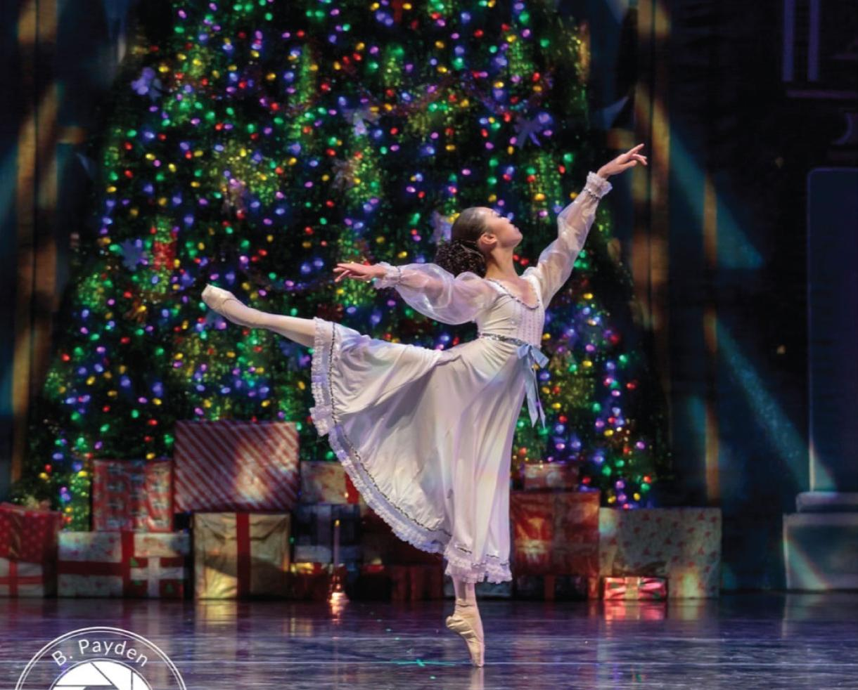 $17.75+ for Ticket to The Nutcracker presented by The Northern Virginia Ballet - November 25 in Manassas (Up to 30% Off)