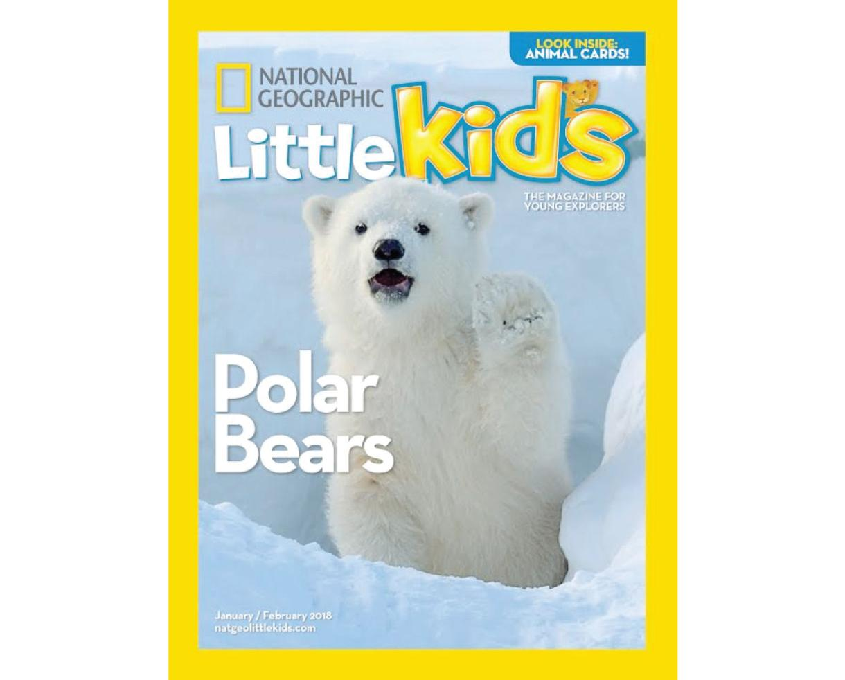 NATIONAL GEOGRAPHIC, the flagship magazine of the National Geographic Society, chronicles exploration and adventure, as well as changes that impact life on Earth.