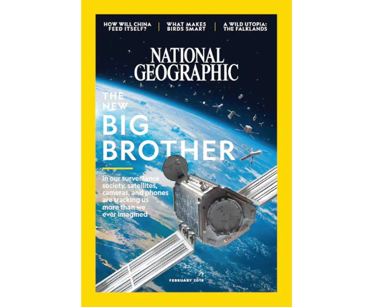 74% Off National Geographic Magazine Subscription