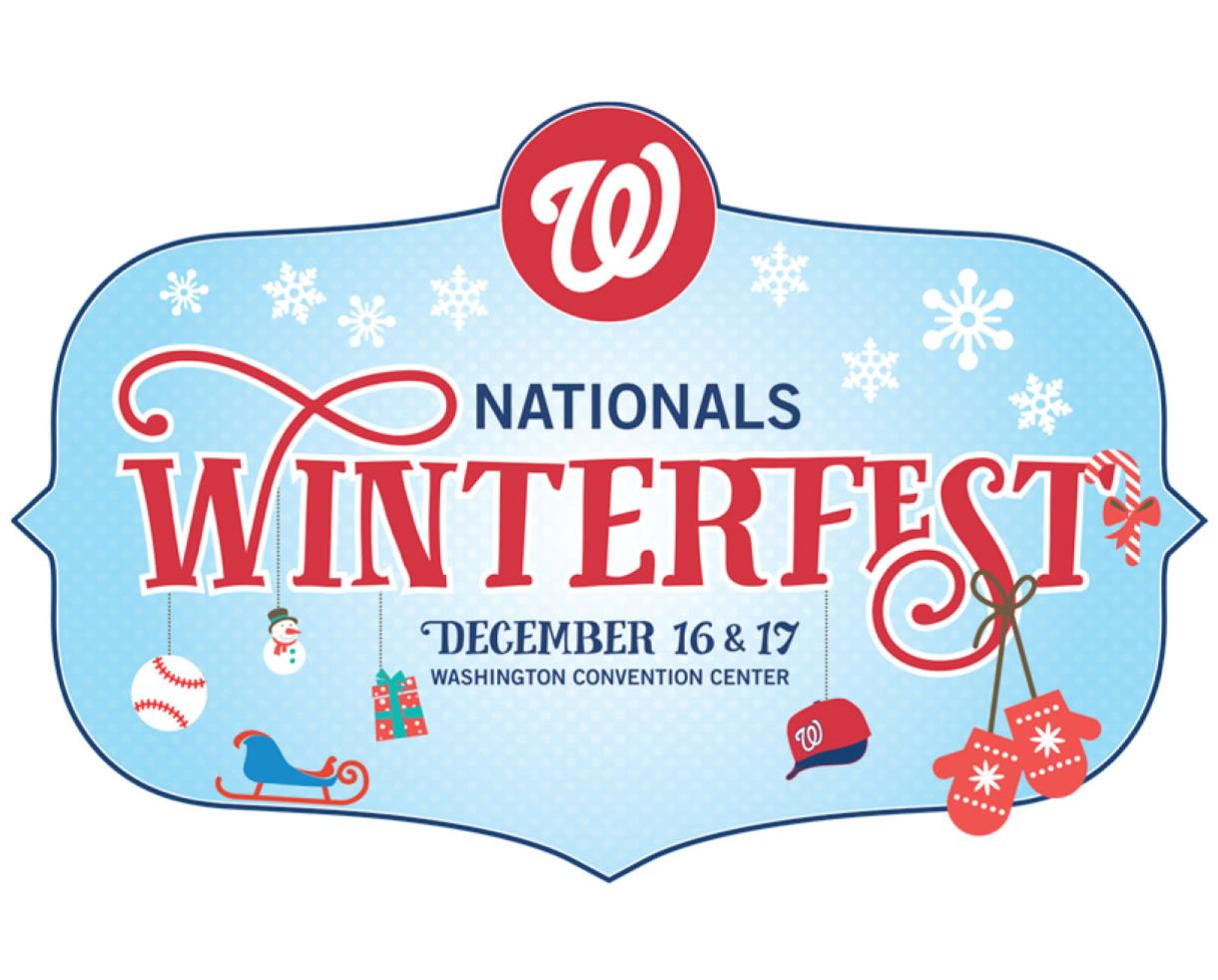 $21+ for Admission to Nationals Winterfest December 16th & 17th at the Convention Center in DC