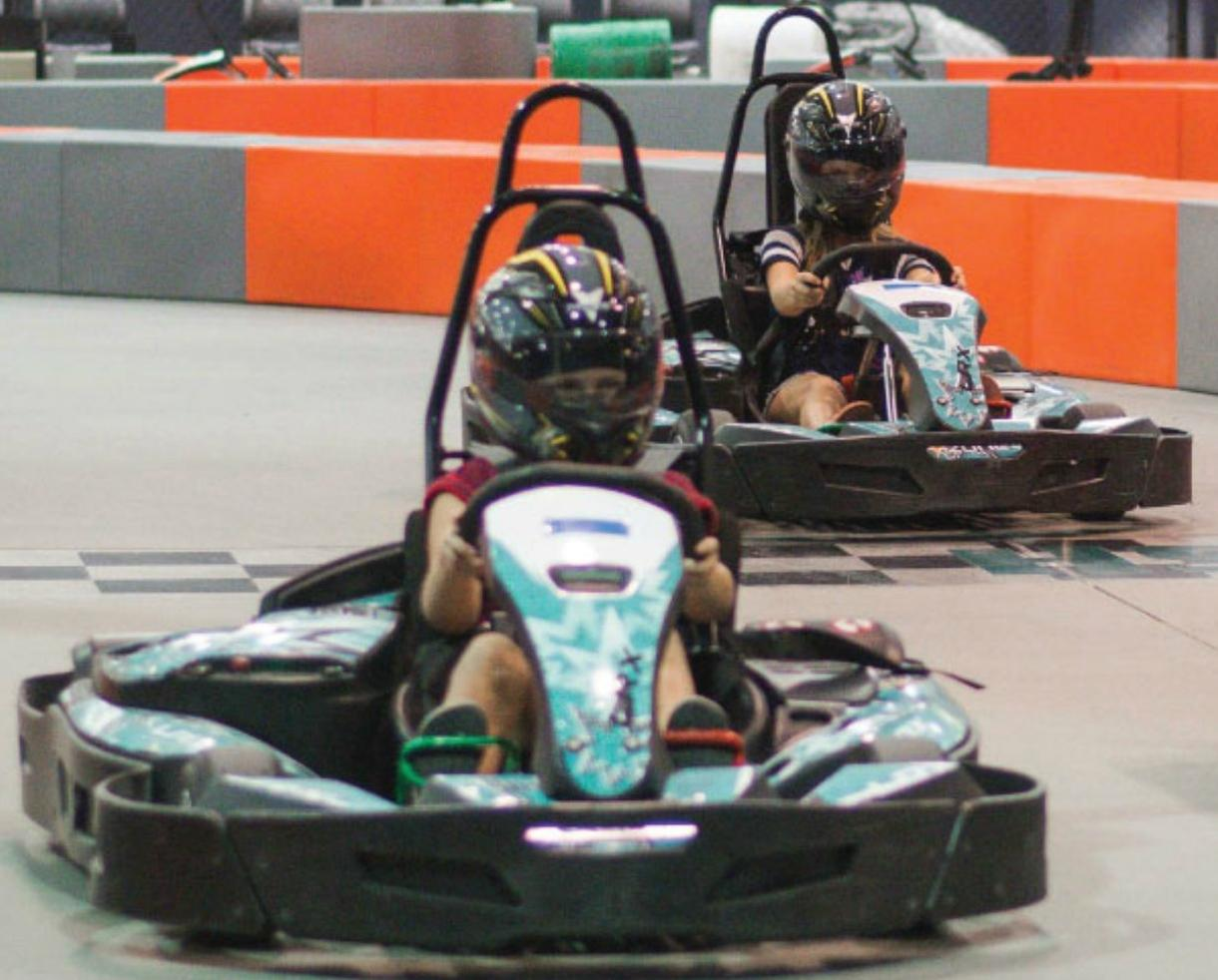 Go Karts Atlanta Ga >> Deal Nitro Zone Go Karts Ninja Course Trampoline Bazooka Ball More Certifikid