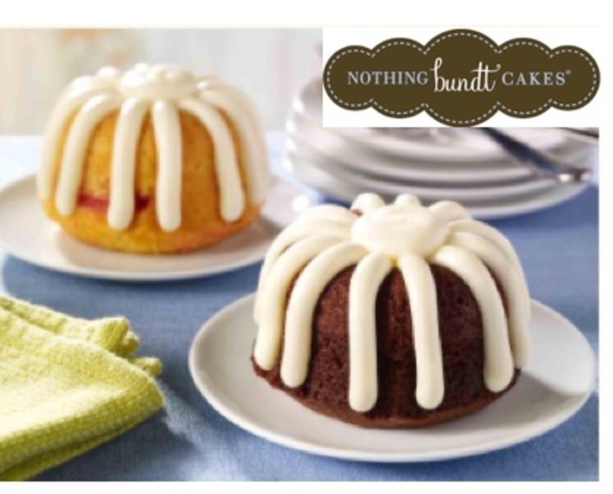 Nothing Bundt Cake Calories Vanilla