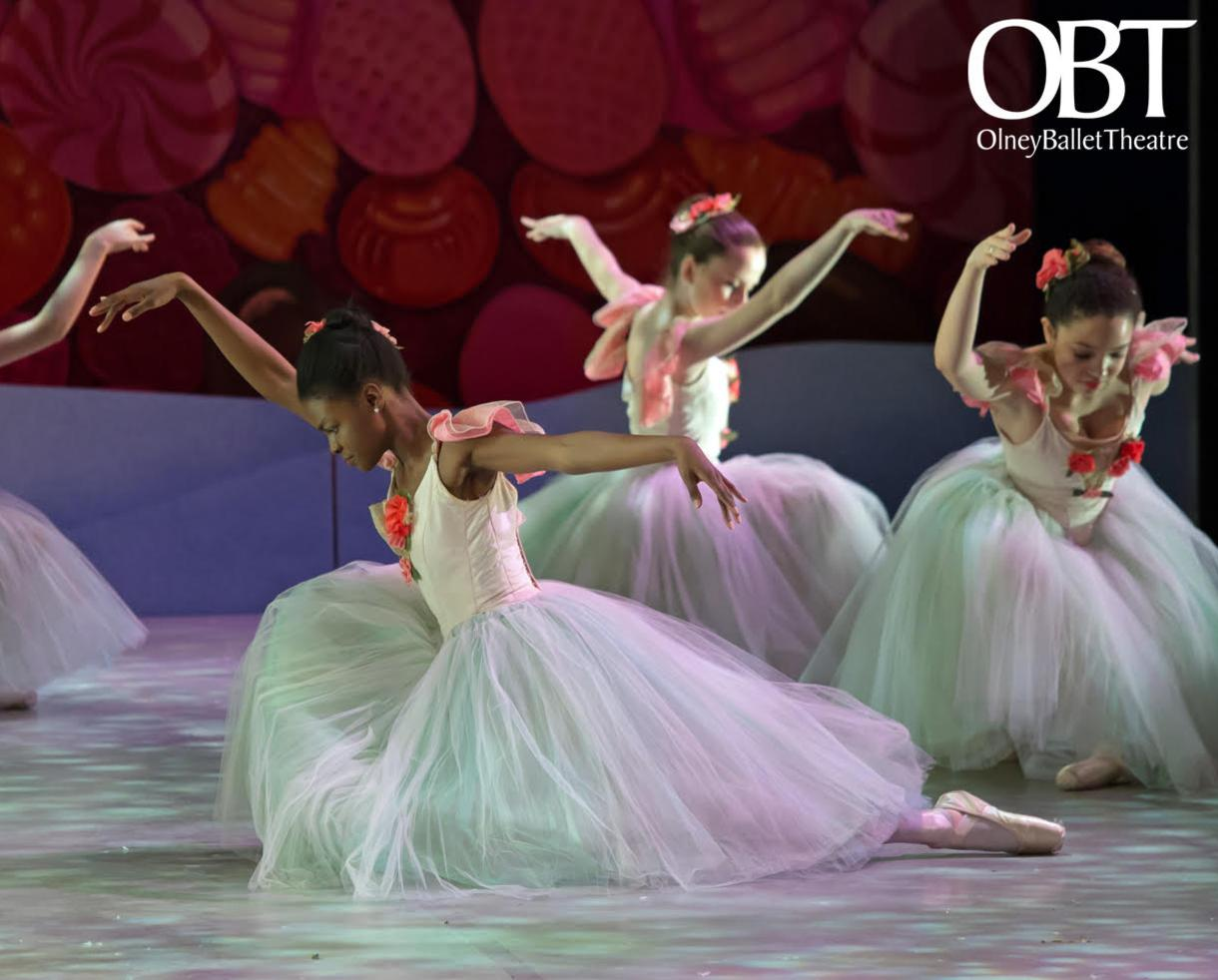 $23 for The Nutcracker at Olney Theatre (29% Off!)