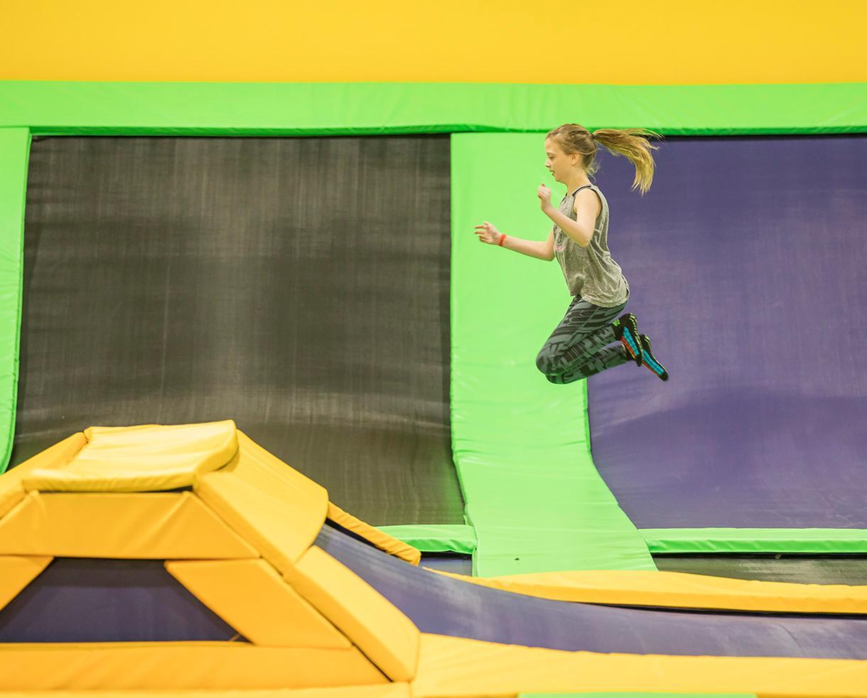 Get Air Jump Passes