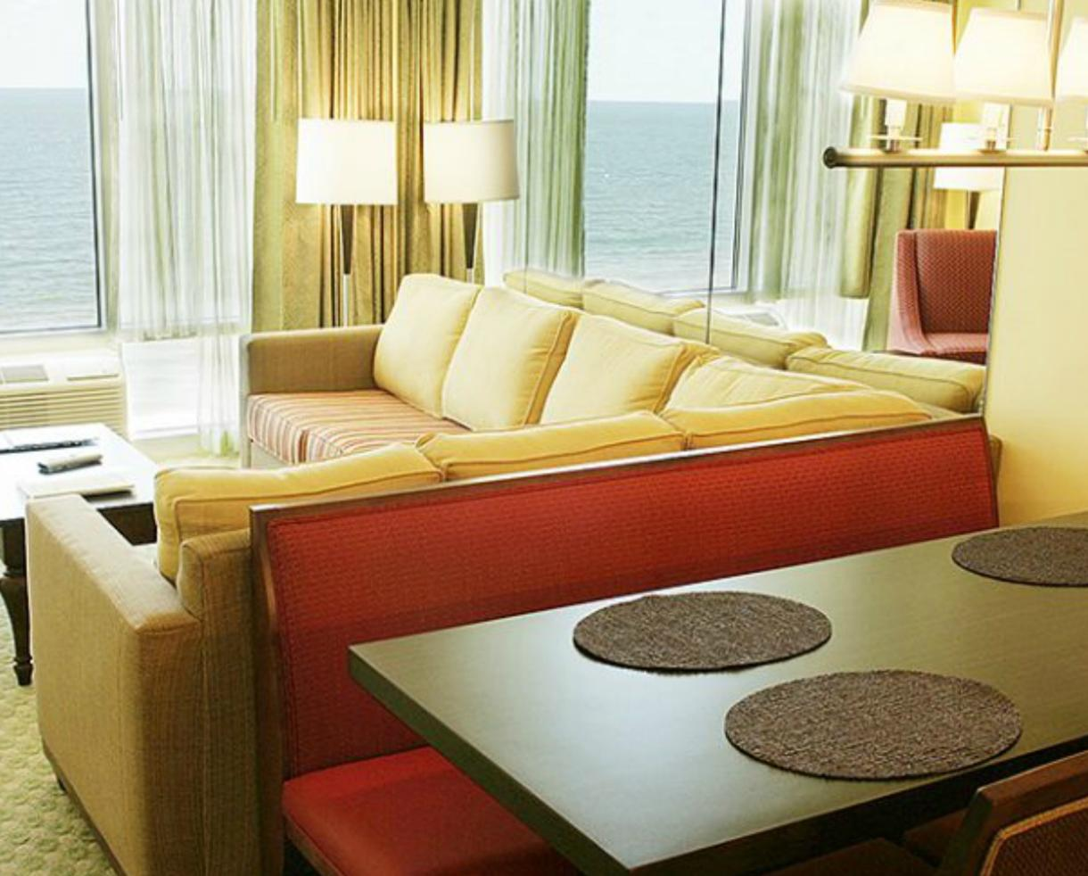 $139+ for 2-Night Getaway at The Ocean Beach Club Resort - Virginia Beach (Up to 60% Off)