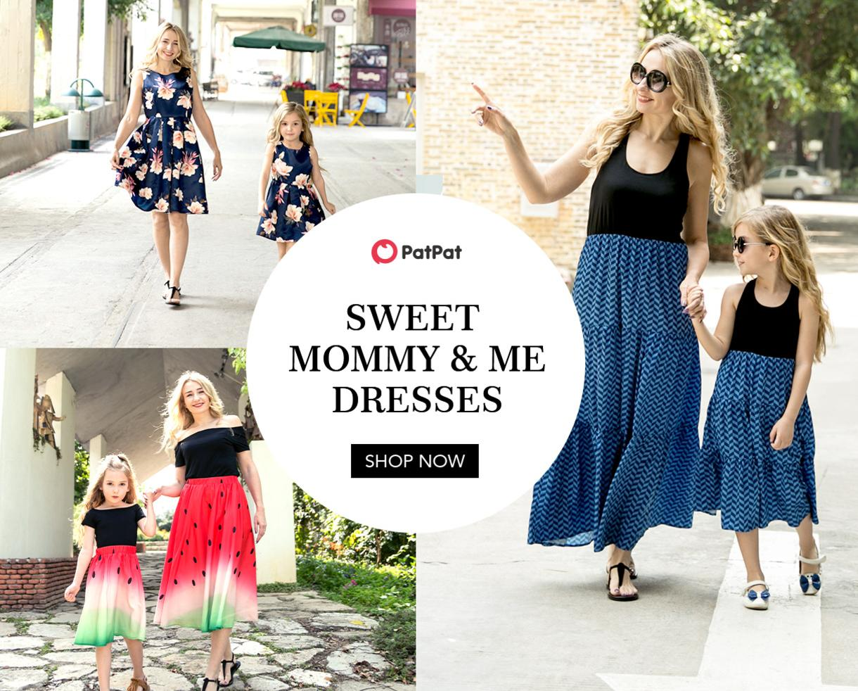 EXTRA 15% Off Mommy & Me and Baby Clothing, Toys and Essentials by PatPat