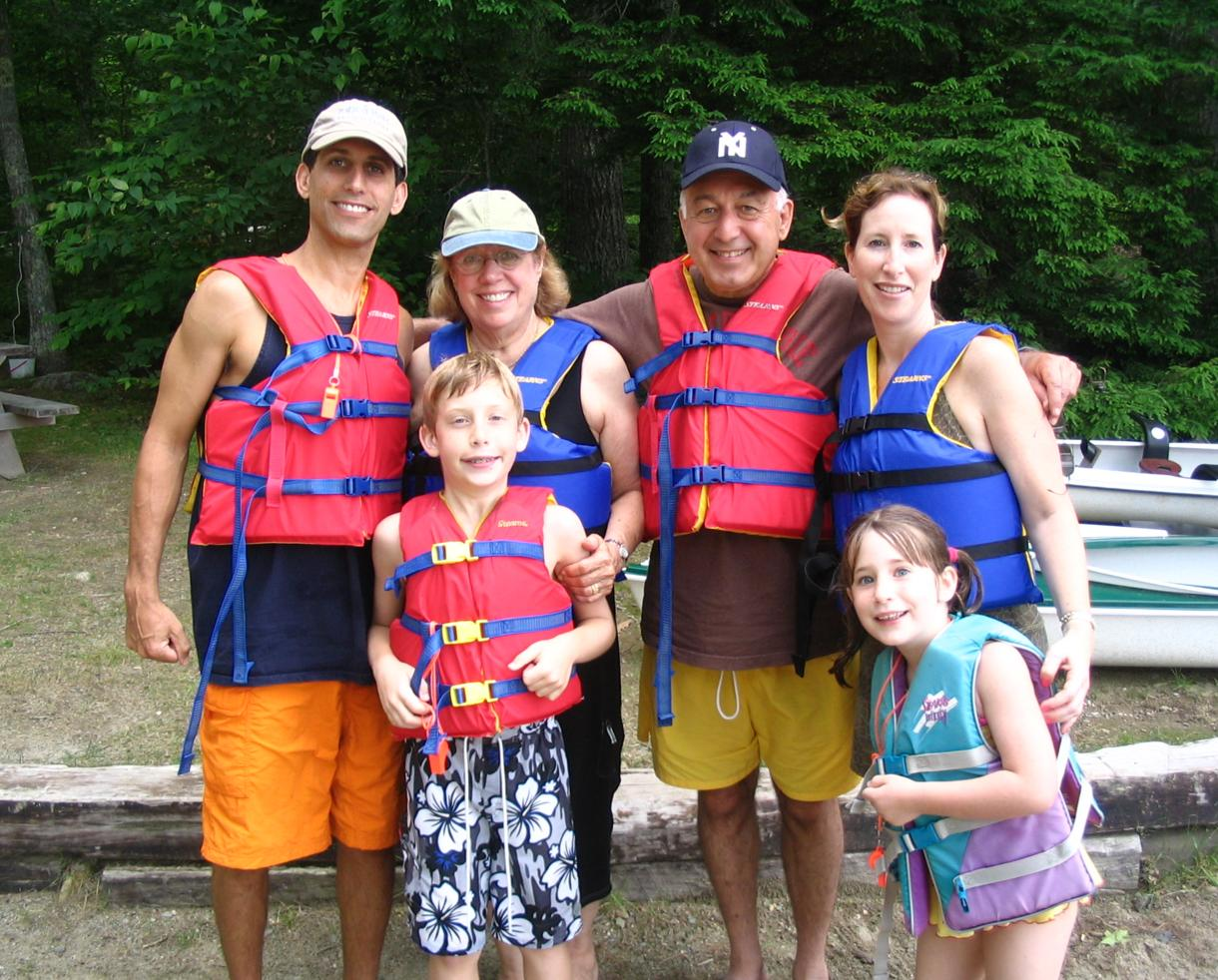 20% Off Week of Medomak Family Camp in Maine - $500 Deposit Paid Now