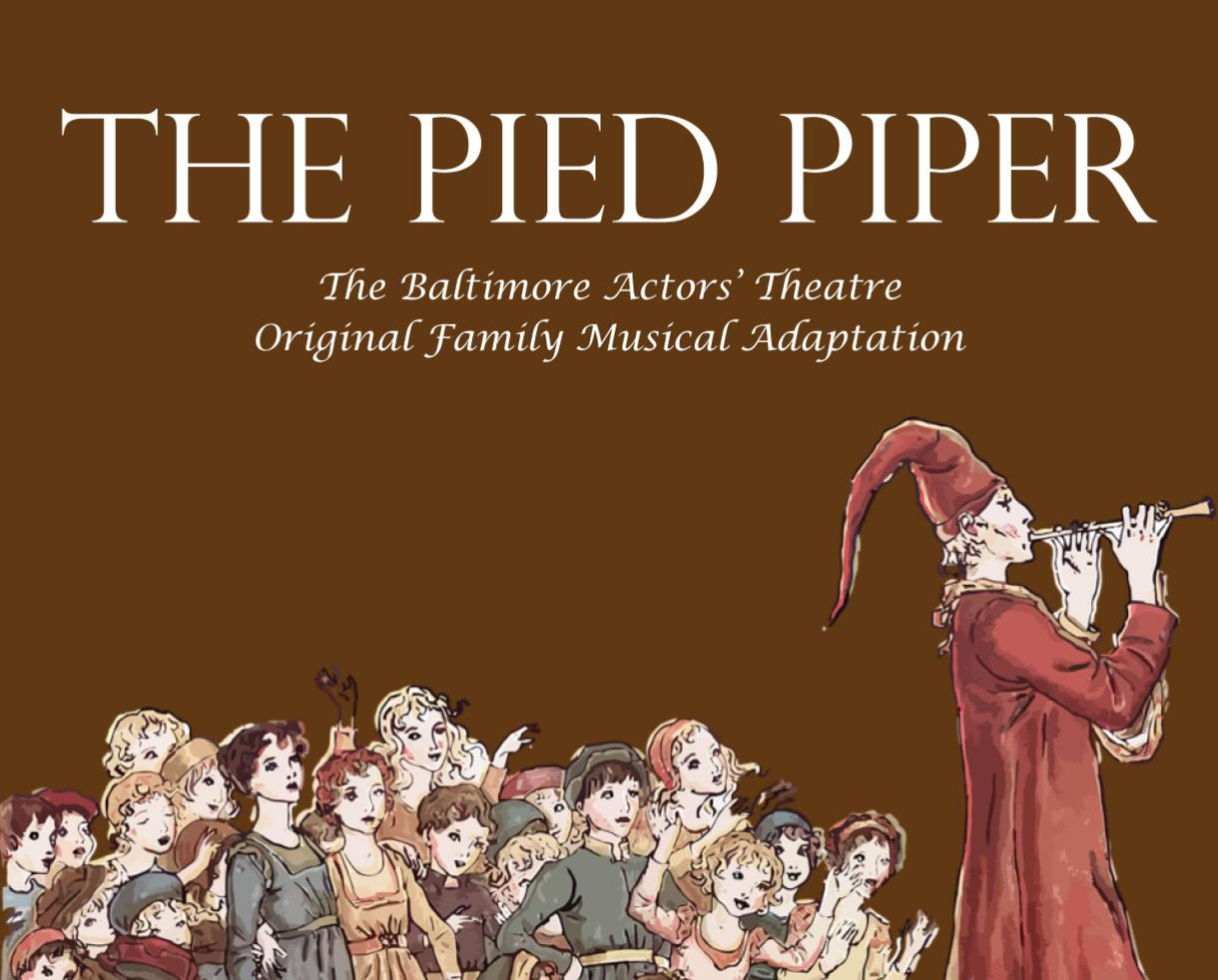 Child Ticket to The Pied Piper Wednesday Performance at Oregon Ridge Park