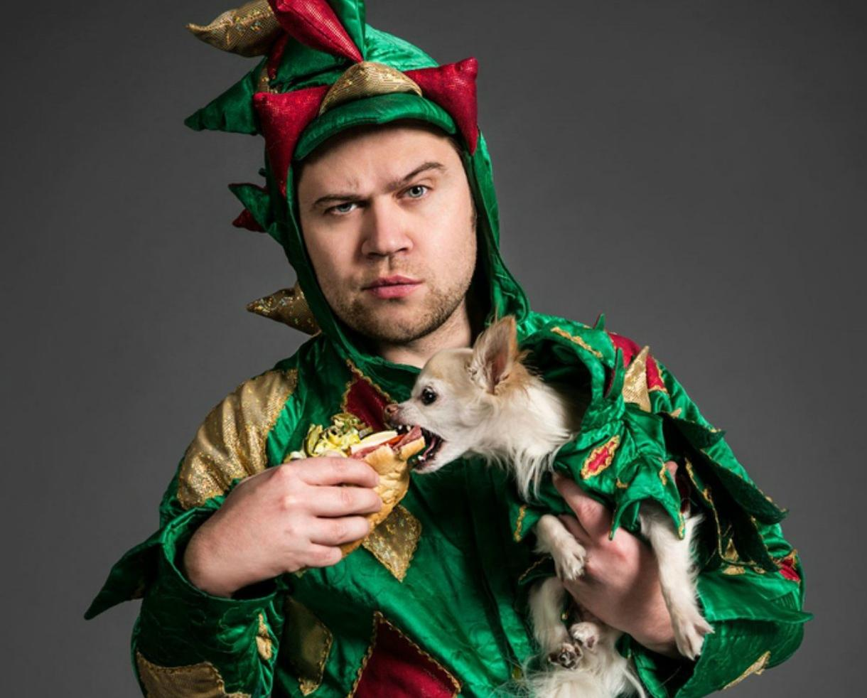 One Mezzanine Level Ticket to America's Got Talent Star Piff the Magic Dragon at Weinberg Center for the Arts