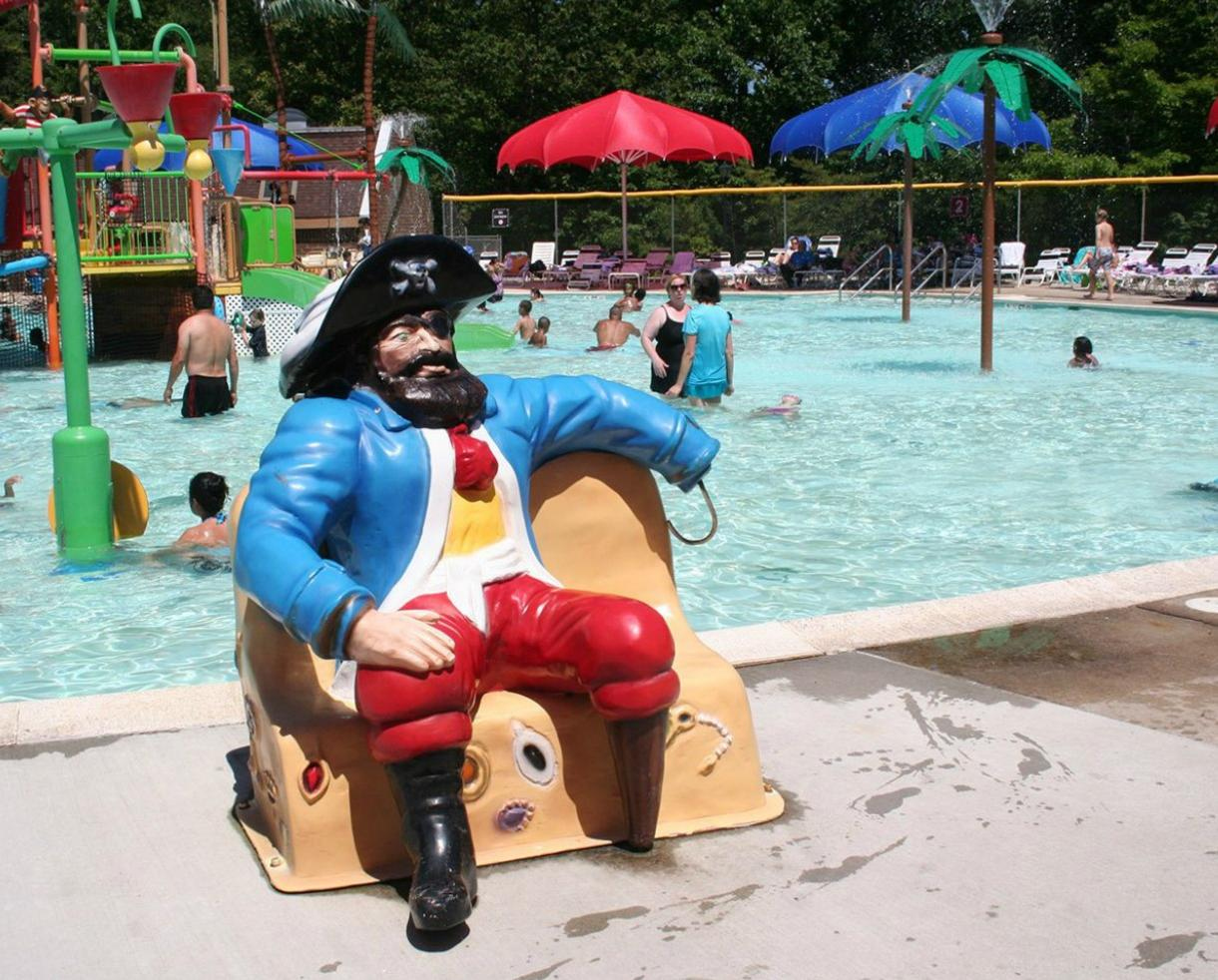 Pirate's Cove Waterpark Admission