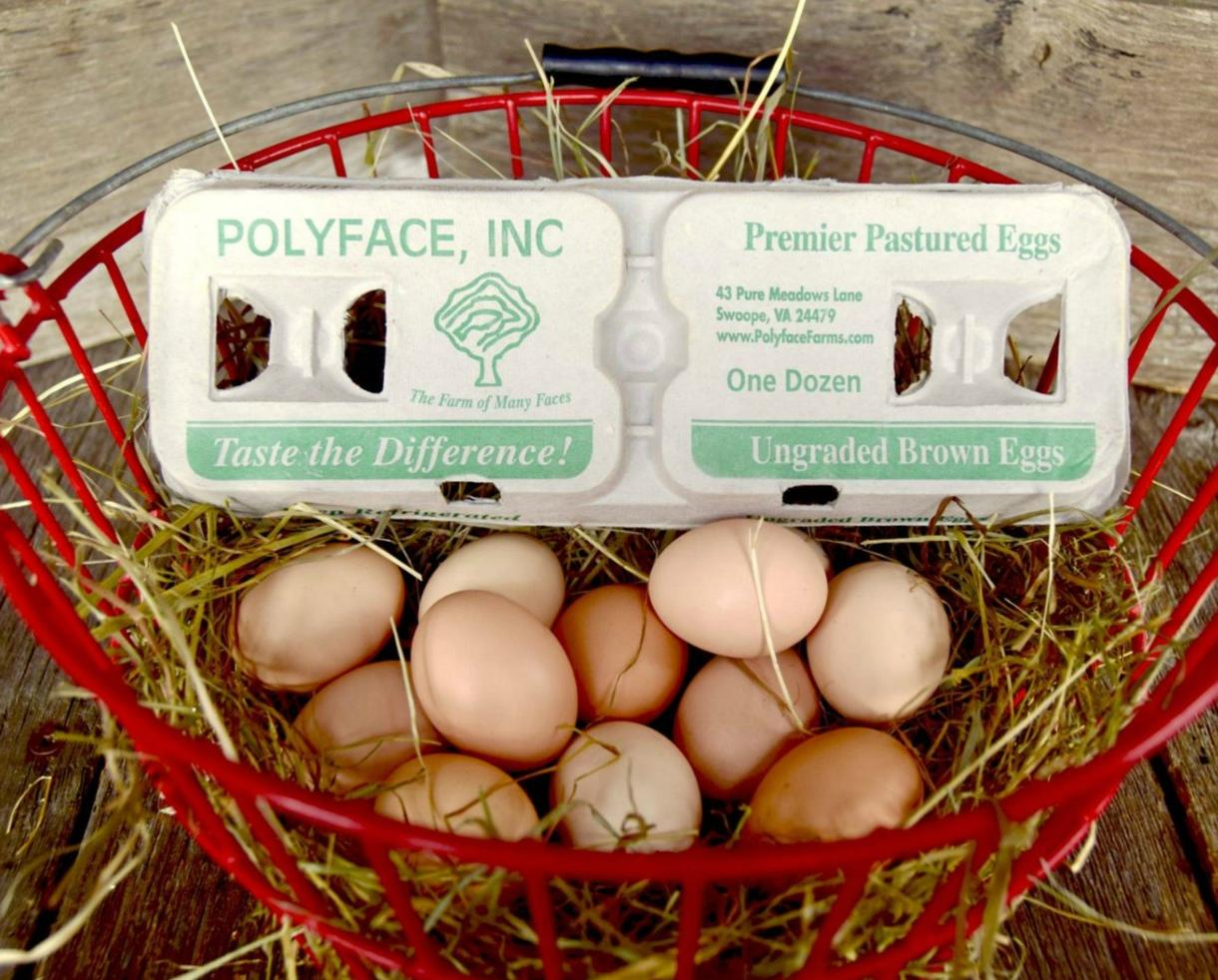 Farm Fresh, Pasture-Raised Meat & Eggs from Polyface Farms Buying Clubs