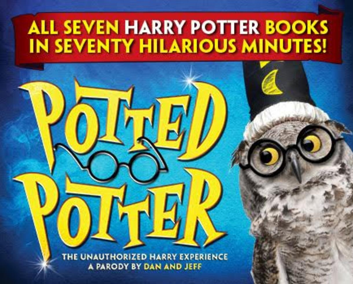 Image result for Potted Potter