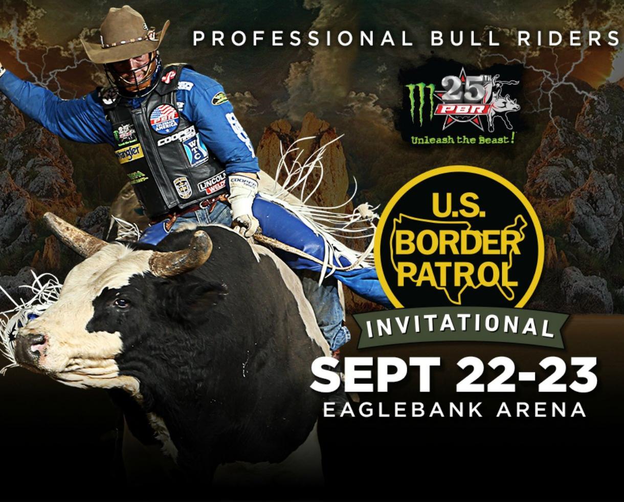 25th Professional Bull Riders Invitational at EagleBank Arena