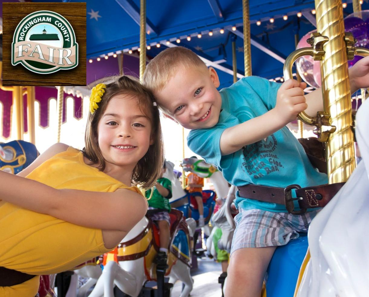 Rockingham County Fair UNLIMITED RIDES