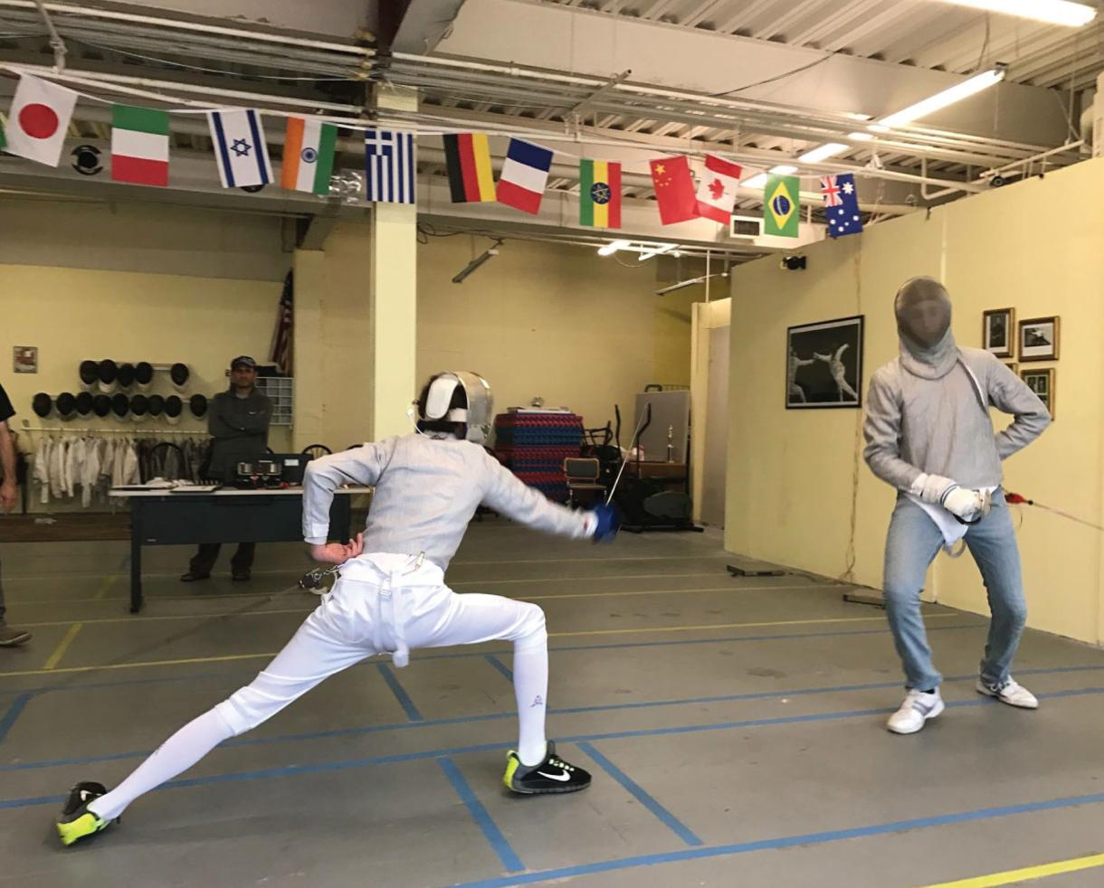 $35 for Three Intro to Fencing Classes for Ages 9+ at Royal Fencing Academy in Rockville ($65 Value)