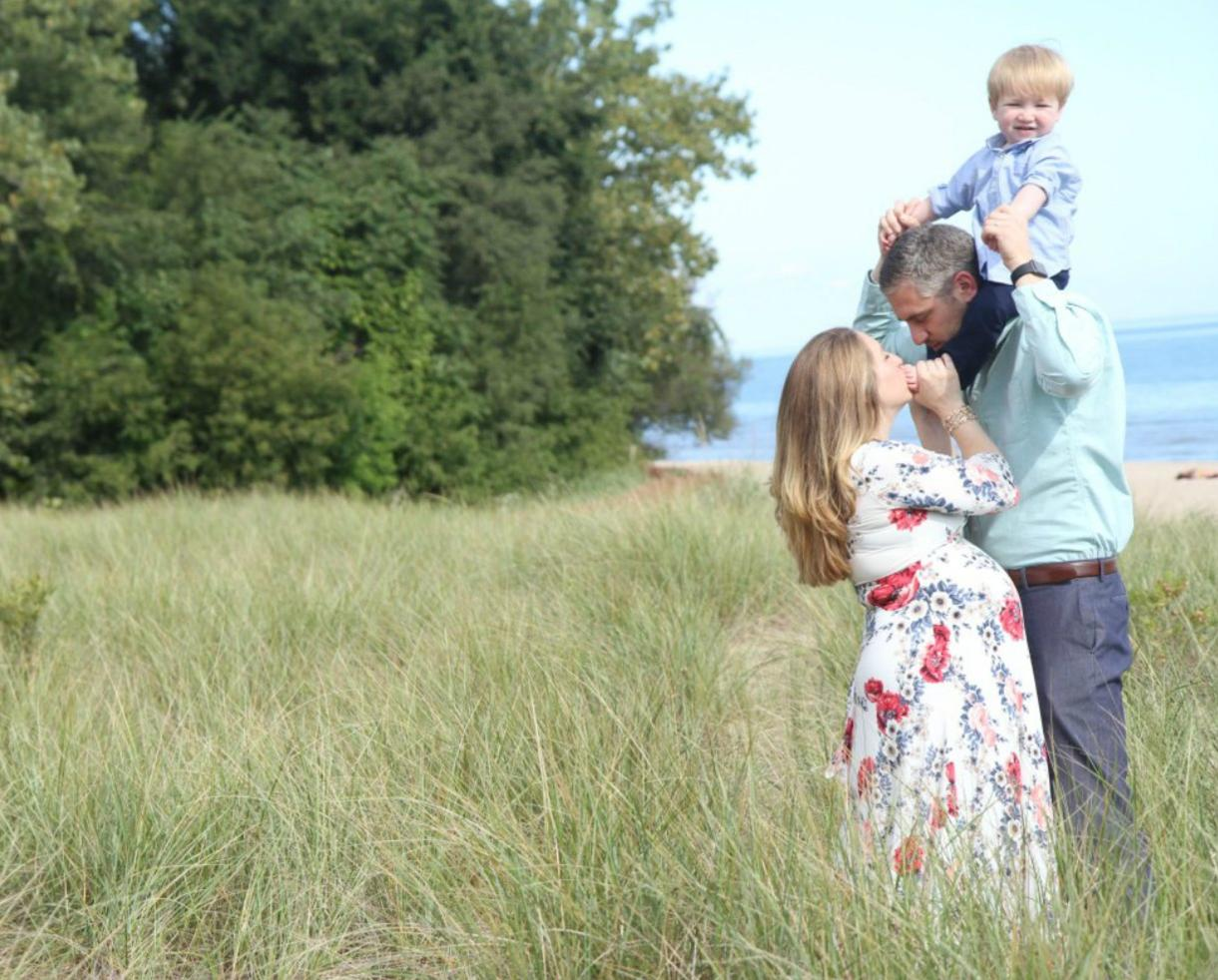 On-Location Newborn, Child or Family Photo Shoot from Schrader Photographs
