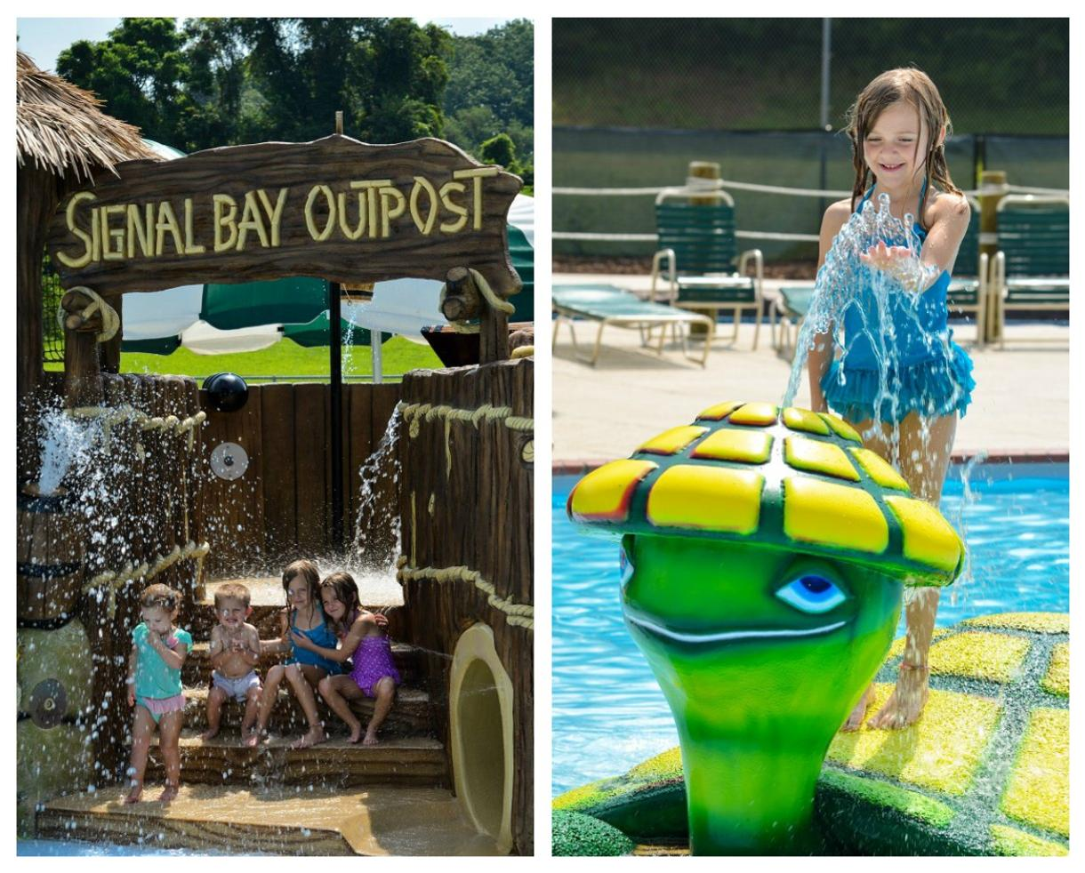 Signal Bay Water Park 4-Pack of Day Passes