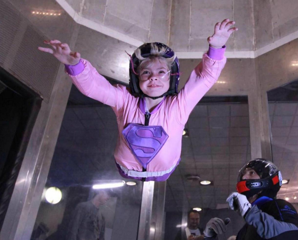 Skydive Perris Indoor Skydiving Birthday Party