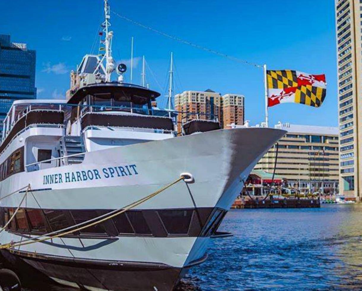 Baltimore's Inner Harbor Sightseeing Tour on Spirit Cruises