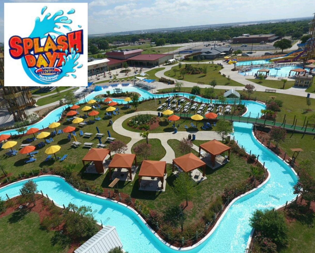 Deal: Splash Dayz Water Park Day or Season Pass | CertifiKID