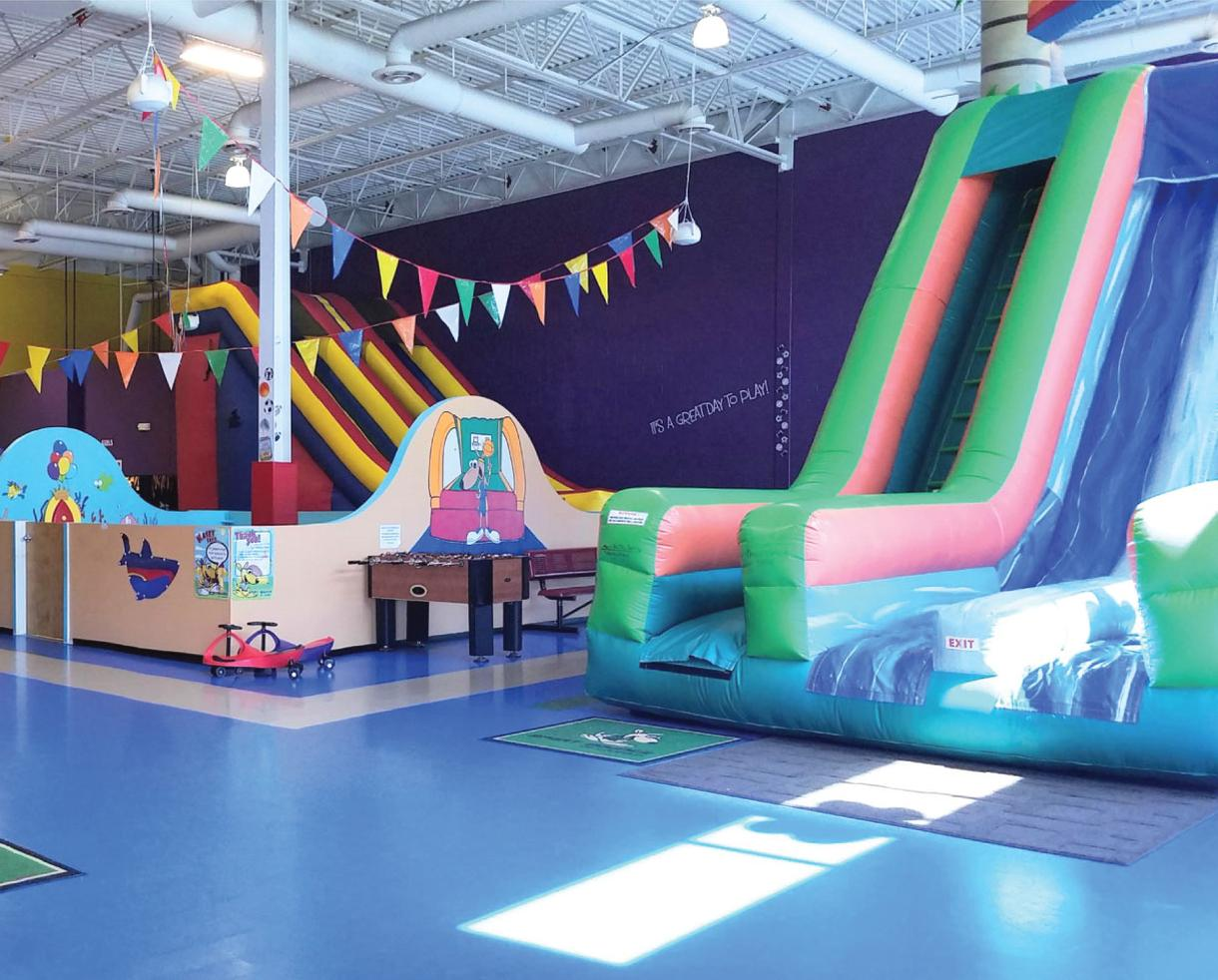 Sport Bounce of Loudoun Friday Classic Party Package