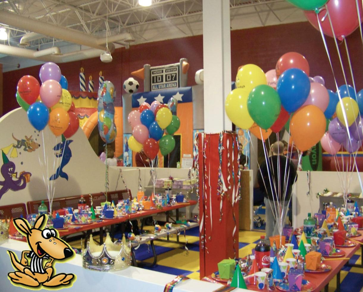 $199 for Sport Bounce of Loudoun Party ($325 Value - 39% Off)