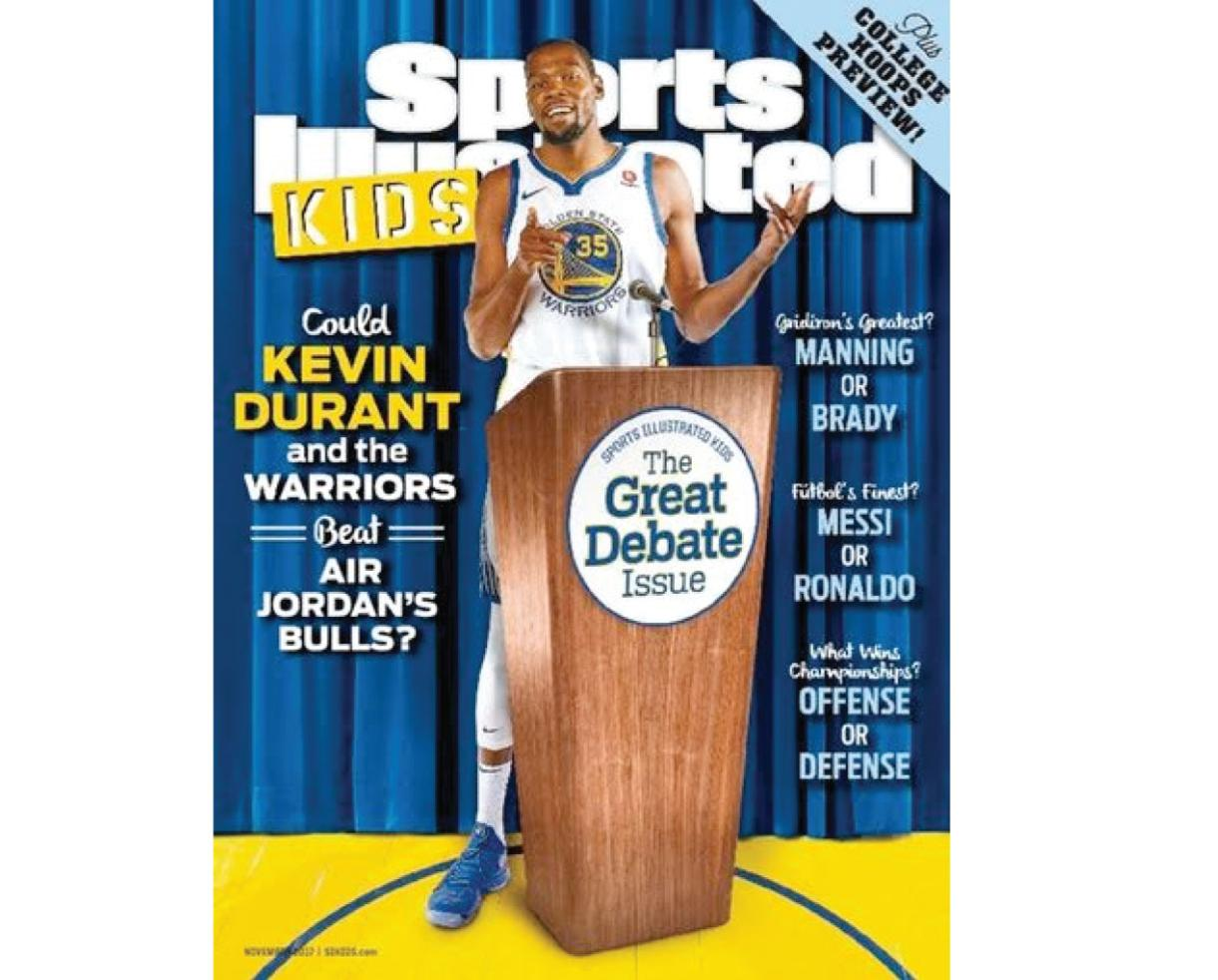 $29.99 for TWO-Year Subscription to Sports Illustrated For Kids - 24 Issues - Makes a Great Gift! (69% Off)