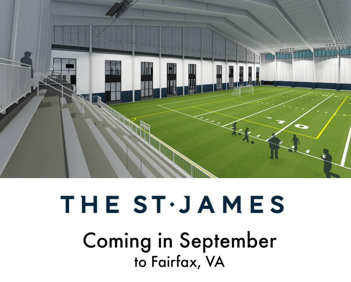 THE ST. JAMES: A One-Stop Destination for Athletes & Sports Enthusiasts