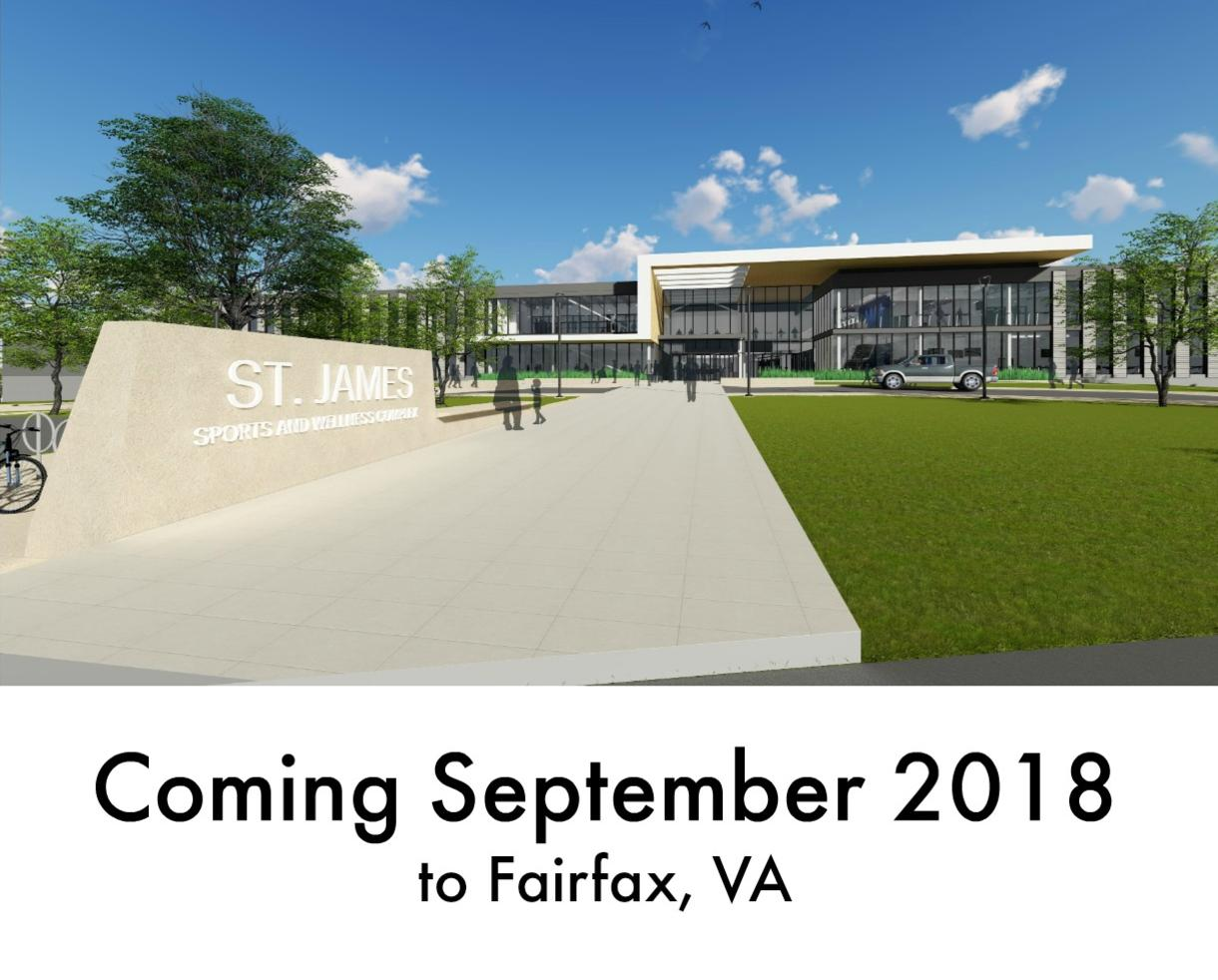 Introducing THE ST. JAMES: A One-Stop Destination for Families in Fairfax, VA