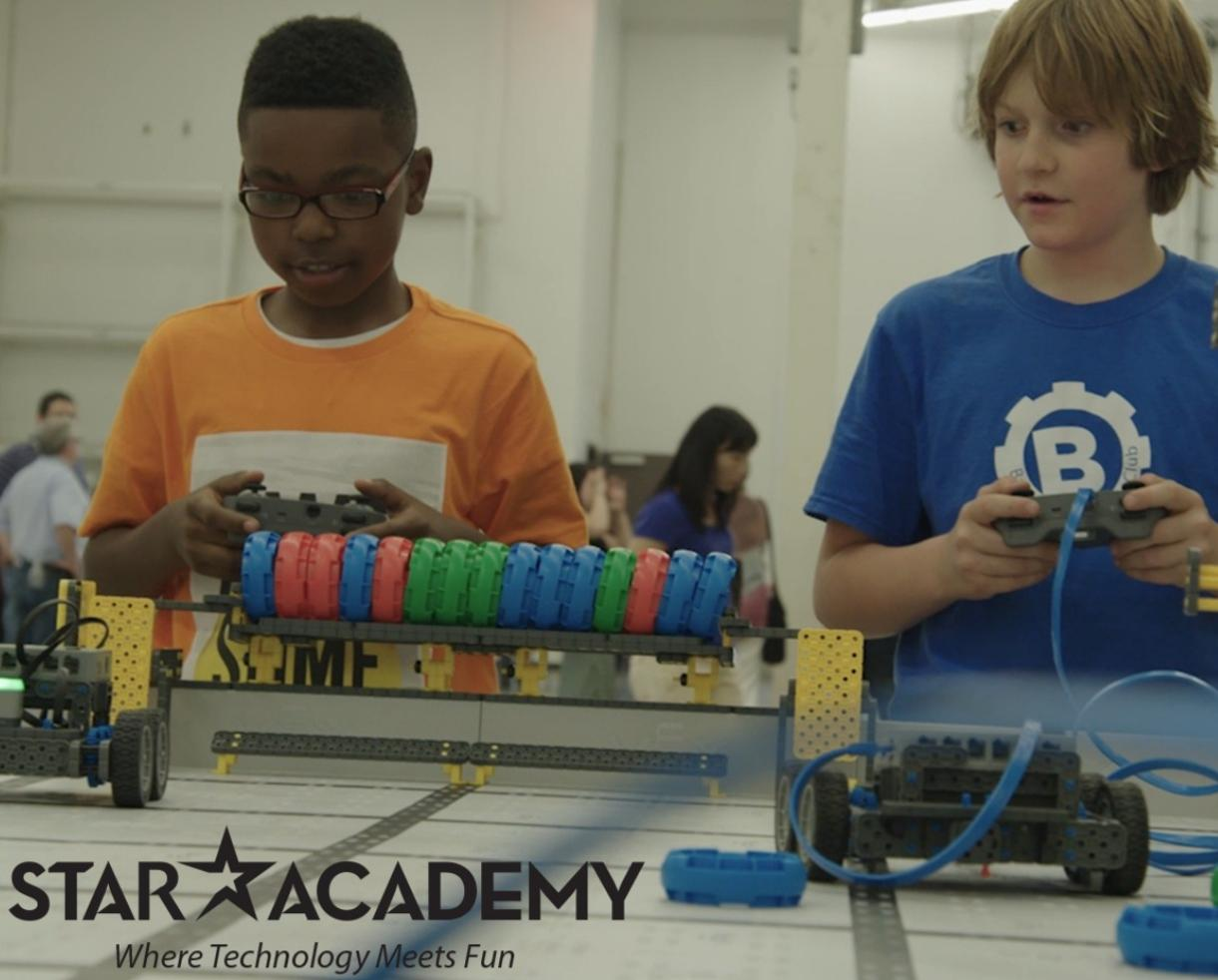 STEM Camp at STAR Academy - Robotics, Drones, Video Games & 3D Printing!