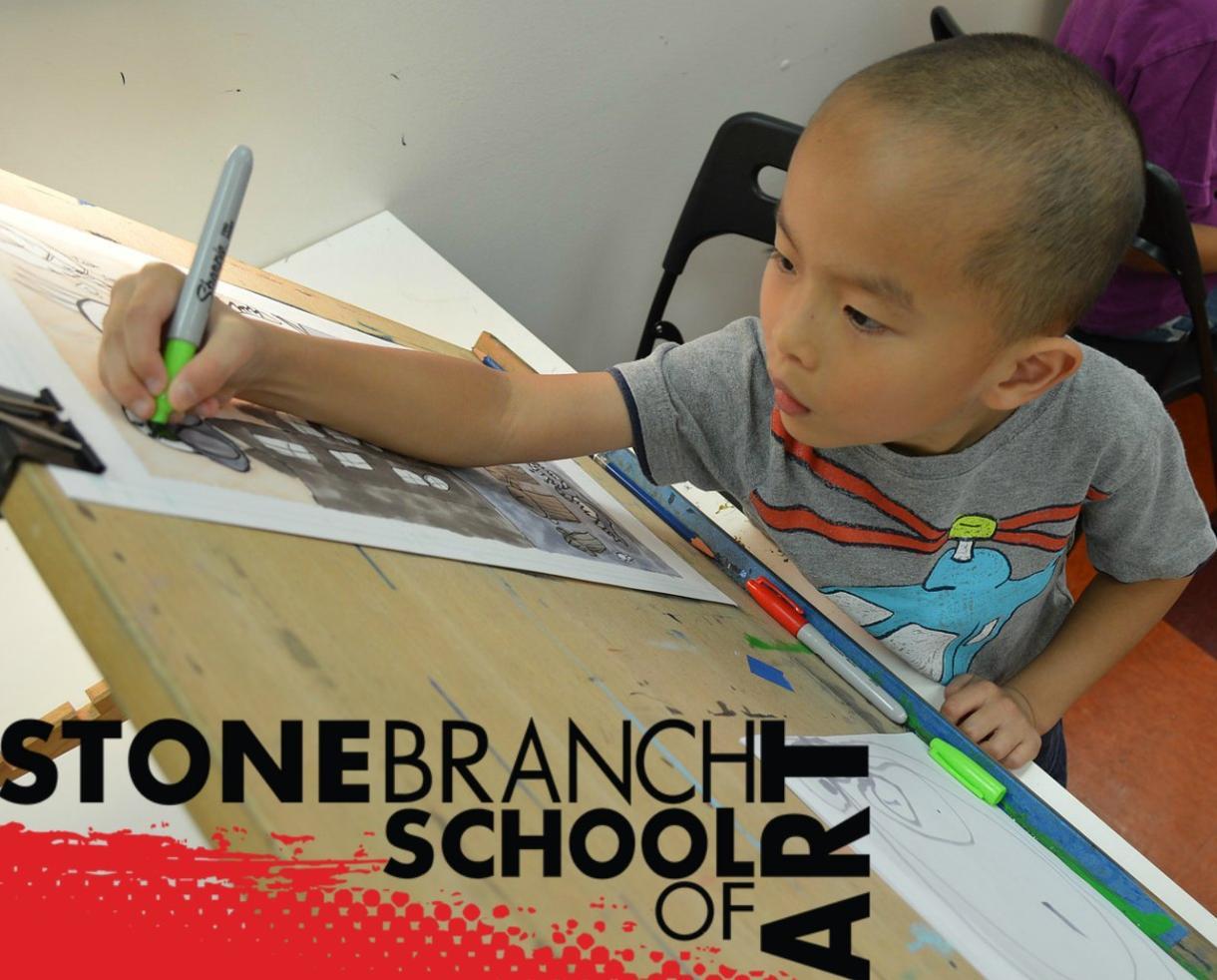 Stone Branch School of Art Camp
