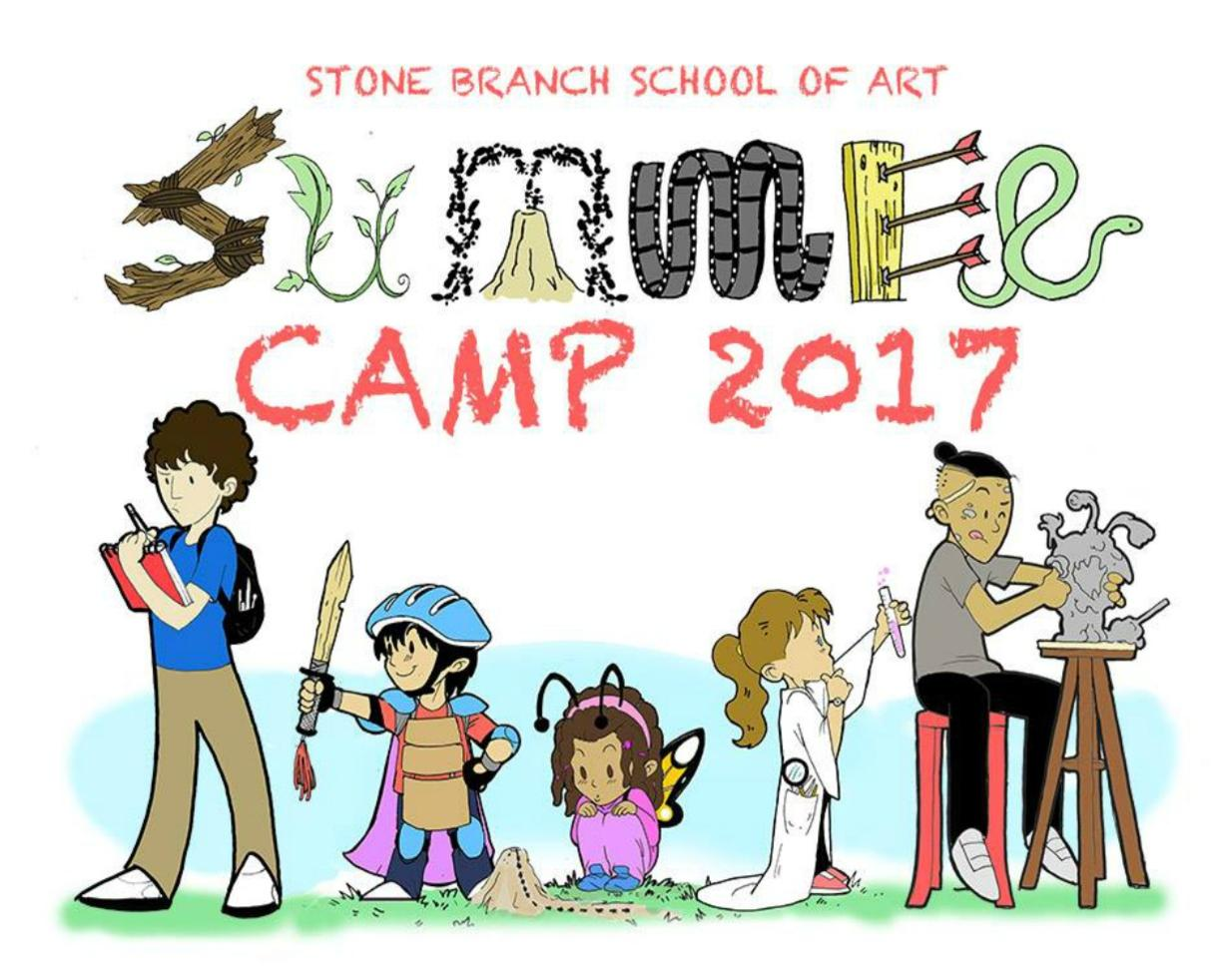 $299 for Stone Branch Art Camp for Ages 5+ in Rockville (21% Off)