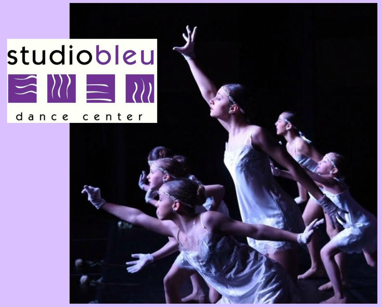 $95 for 8 Weeks of Dance, Tumbling, or Musical Theatre Classes at Studio Bleu - Ages 18 Months and Up - Ashburn (48% Off)