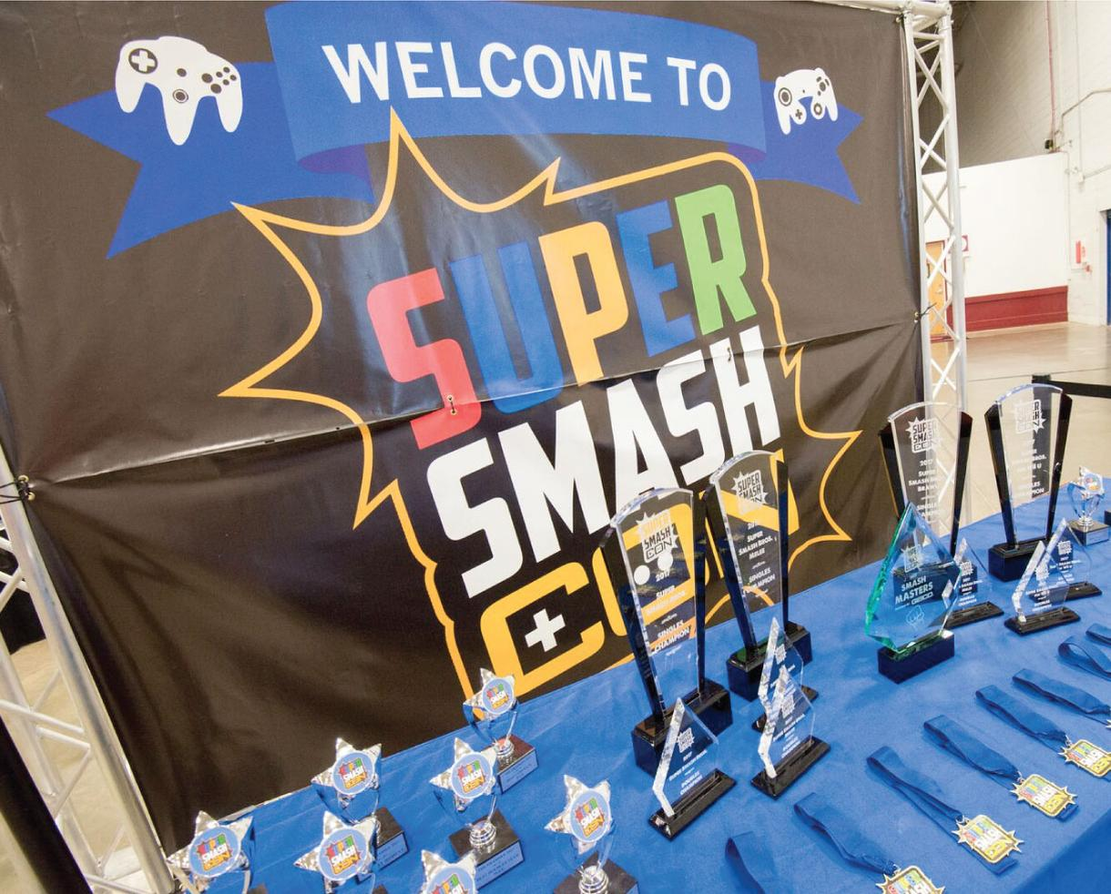 Super Smash Con Thursday or Friday Admission