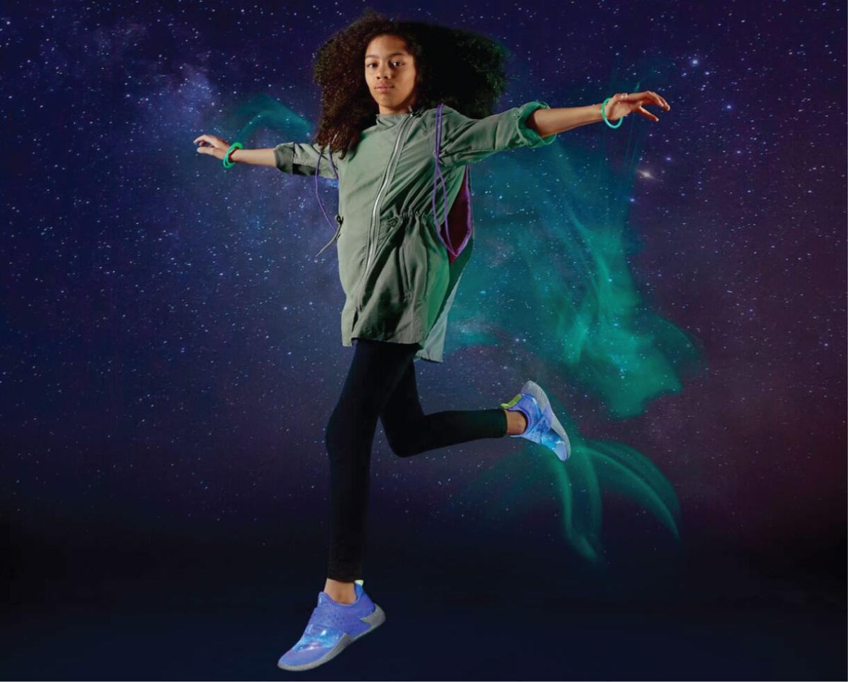 Super Heroic: Shoes Designed for Kids. Built for Play.