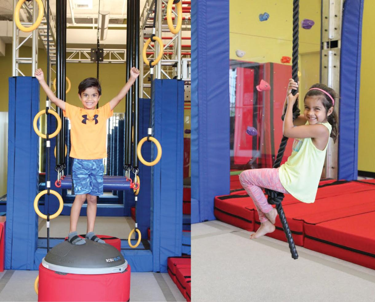 $79 for 4 Kidz Ninja Warrior Training Classes at The Fitness Equation in Ashburn ($160 Value - 51% Off)