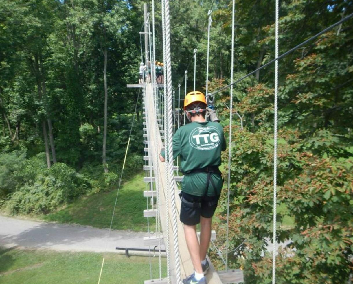$359+ for Teens to Go Field Trip Adventure Camp - New BIG Trip Every Day!