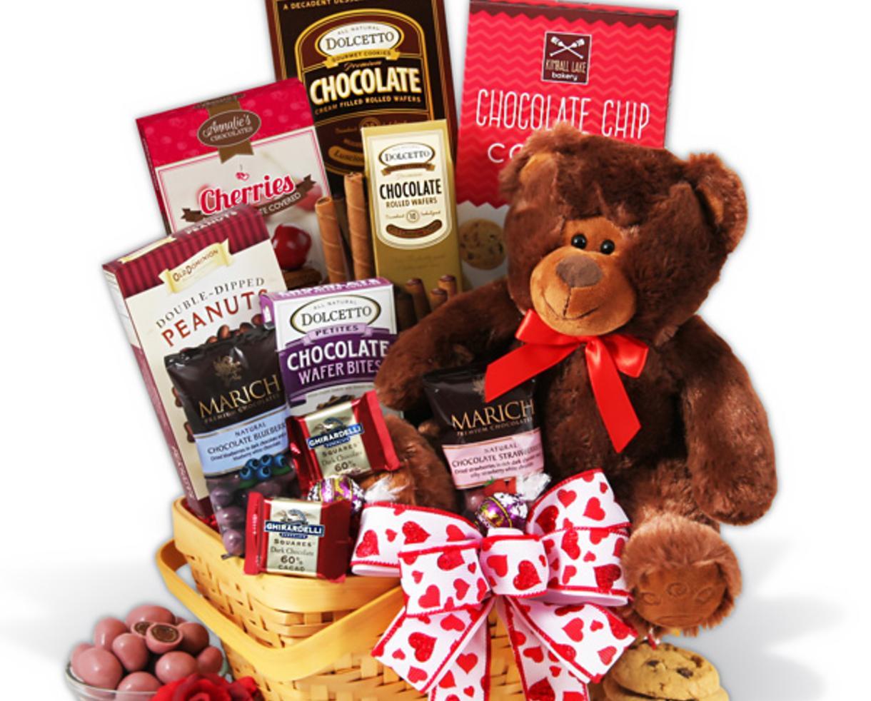 Gourmet gift basket deals